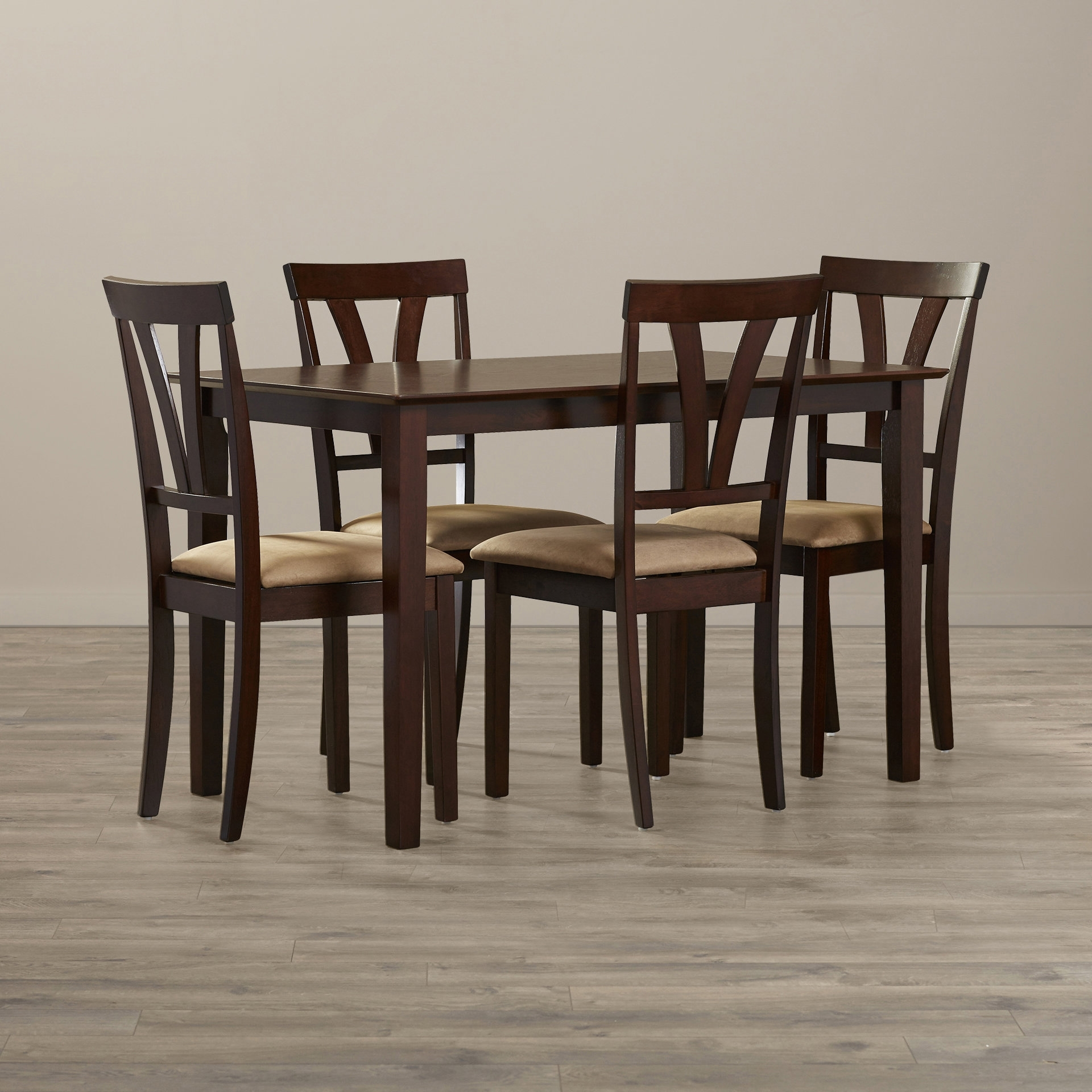 Wayfair With Regard To Market 6 Piece Dining Sets With Side Chairs (View 25 of 25)