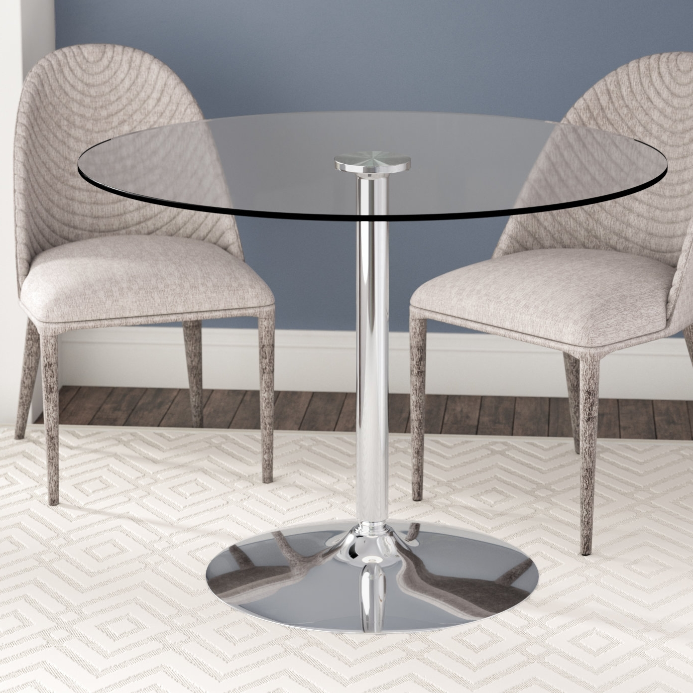 Wayfair With Regard To Most Current Glass Dining Tables (View 23 of 25)