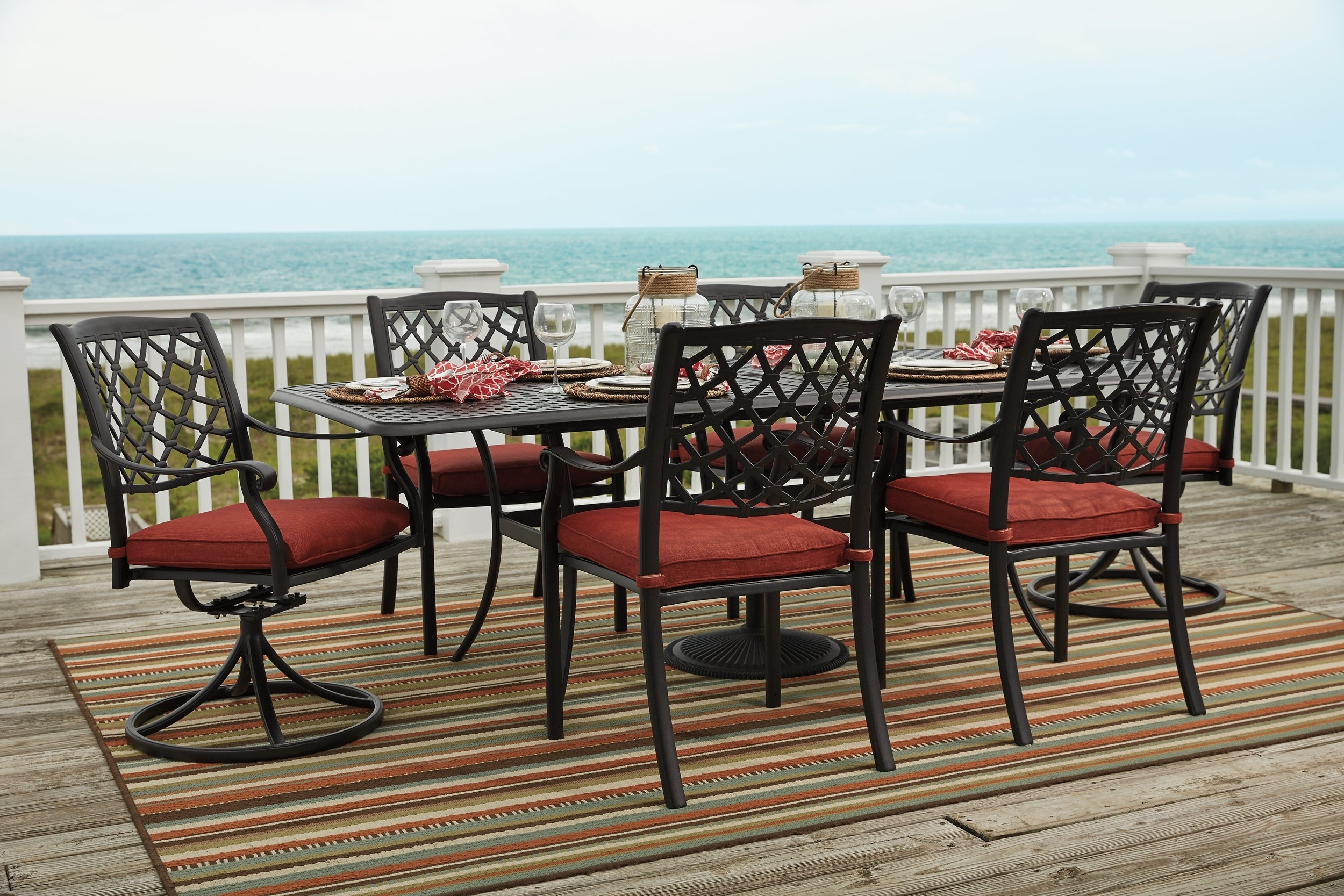 Wayfair With Regard To Walden 7 Piece Extension Dining Sets (View 25 of 25)