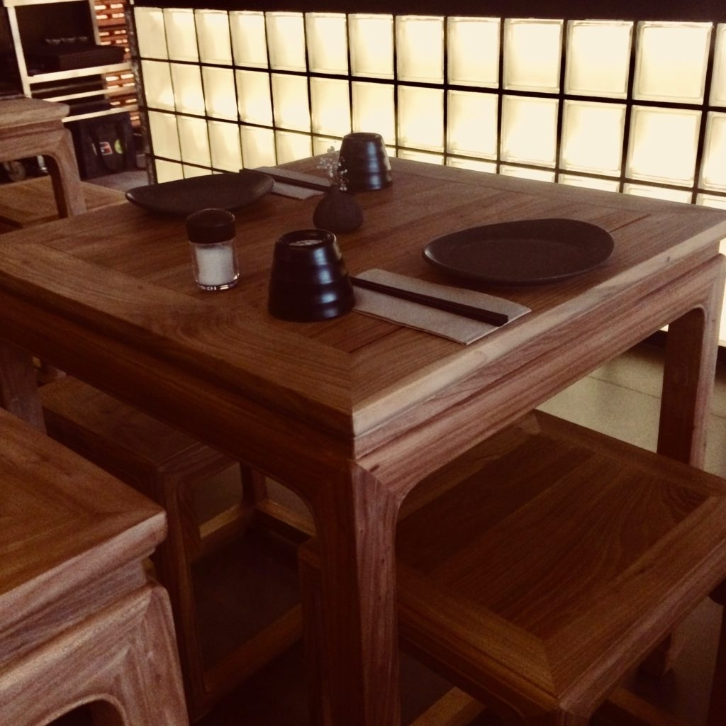 Welcome To Andyville Inside Carly 3 Piece Triangle Dining Sets (View 24 of 25)