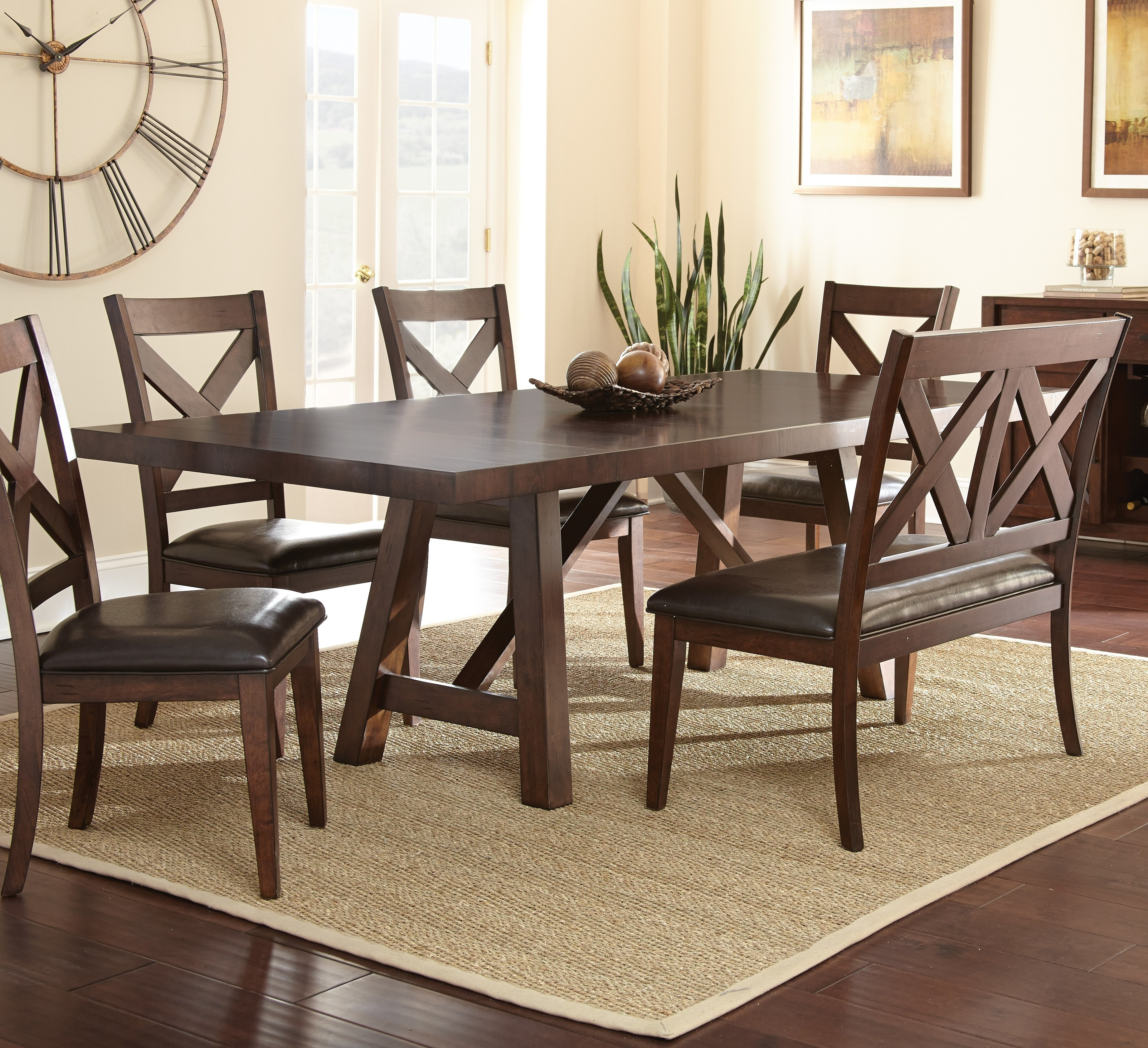 Well Known Alcott Hill Spier Place Extendable Dining Table (View 13 of 25)
