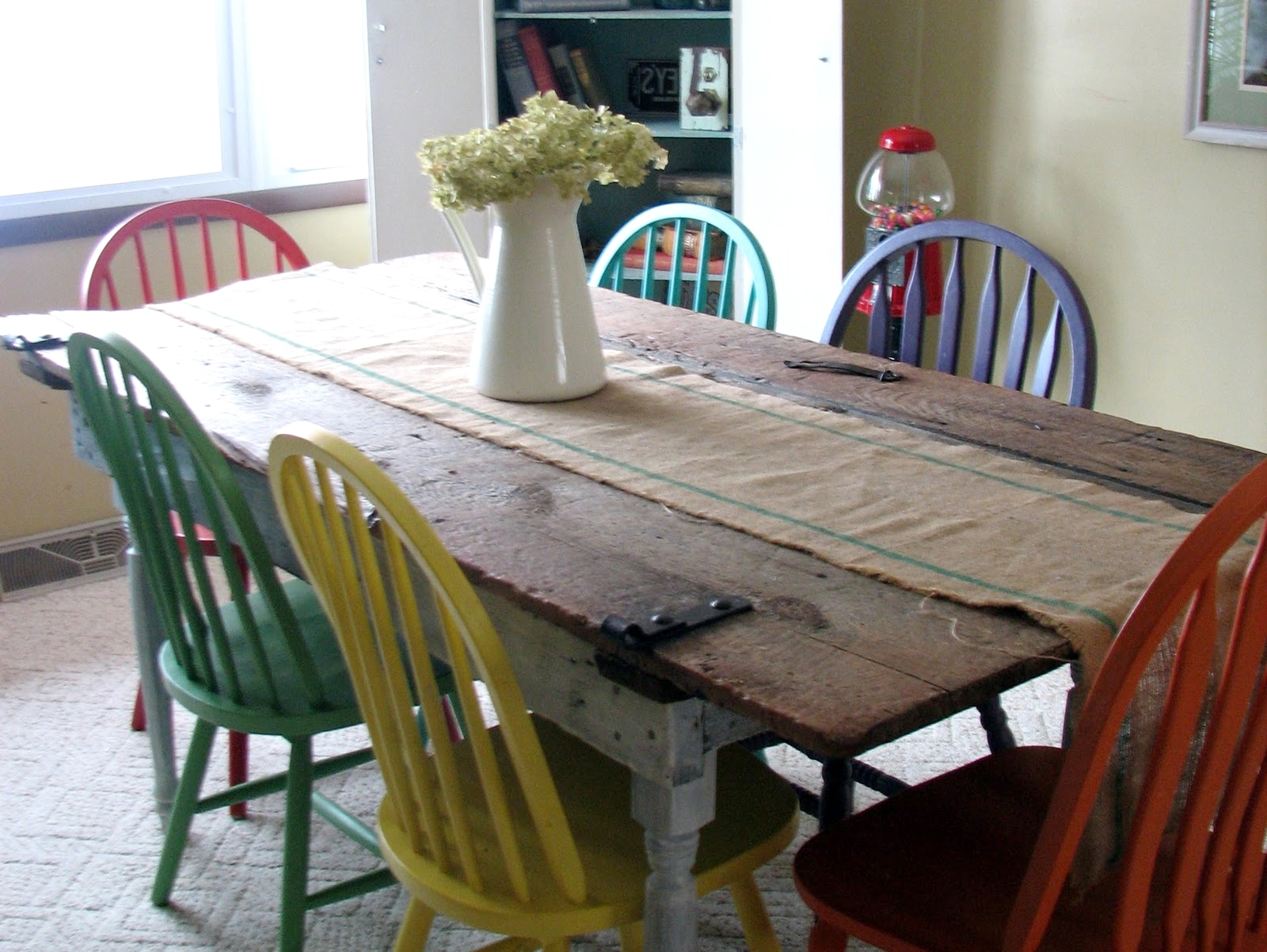 Well Known Barn House Dining Tables Intended For Remodelaholic (View 10 of 25)