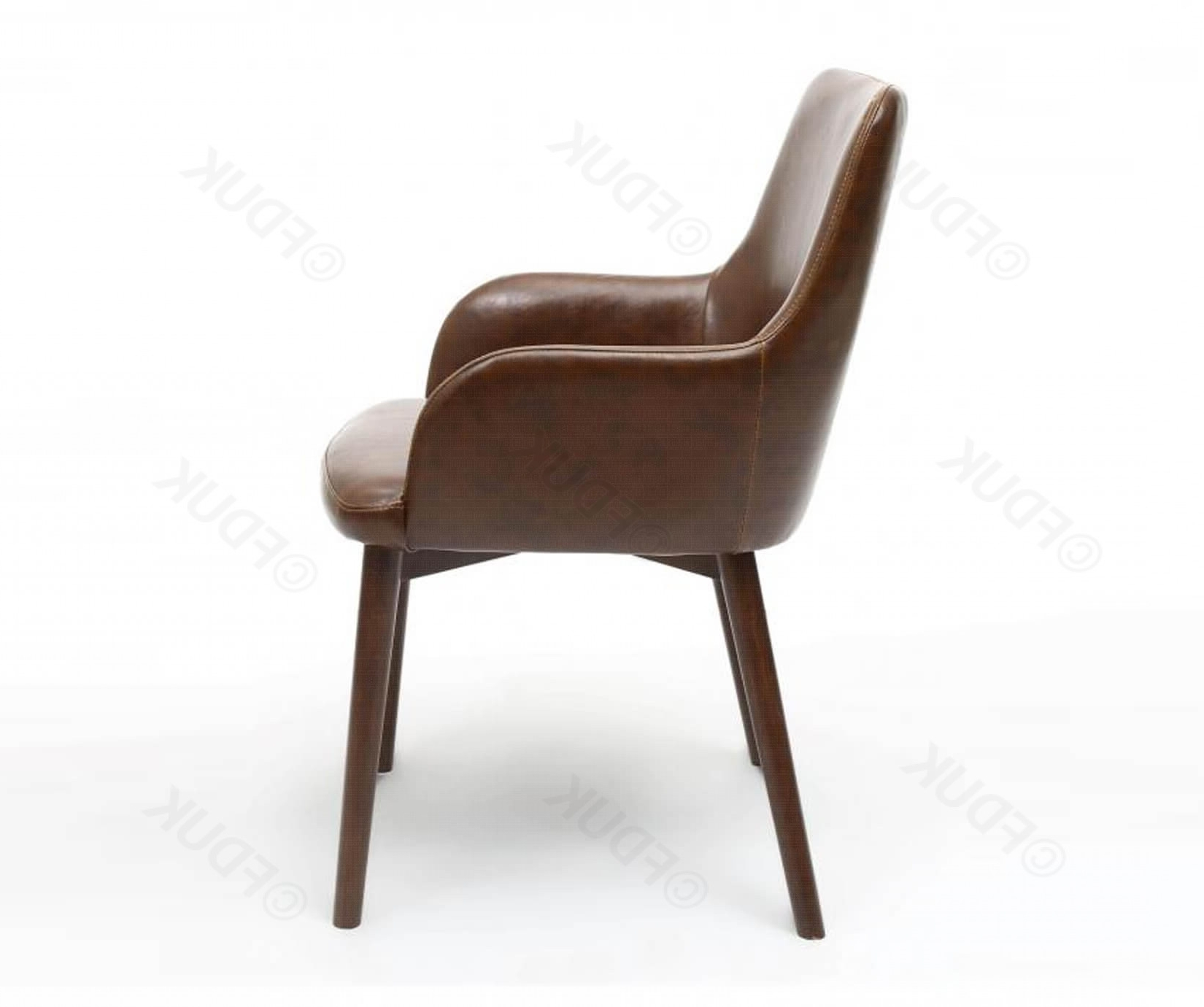 Well Known Brown Leather Dining Chairs With Regard To Shankar Sidcup (View 16 of 25)