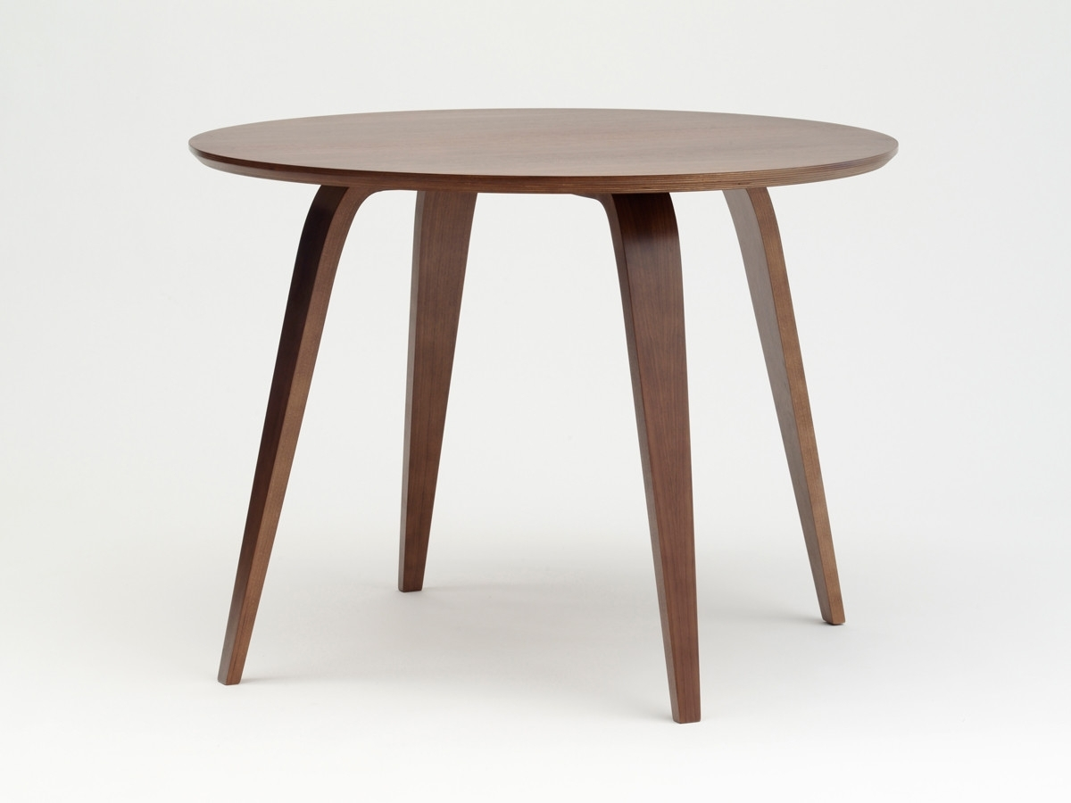 Well Known Buy Dining Tables Within Buy The Cherner Dining Table Round At Nest.co (View 23 of 25)