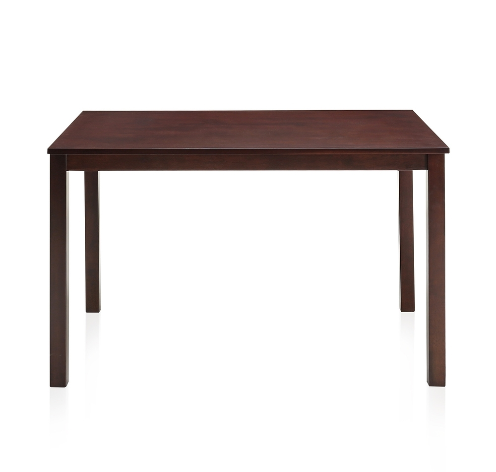 Well Known Buy Peak 4 Seater Dining Table – @homenilkamal, Cappucino Online Regarding 4 Seat Dining Tables (View 25 of 25)