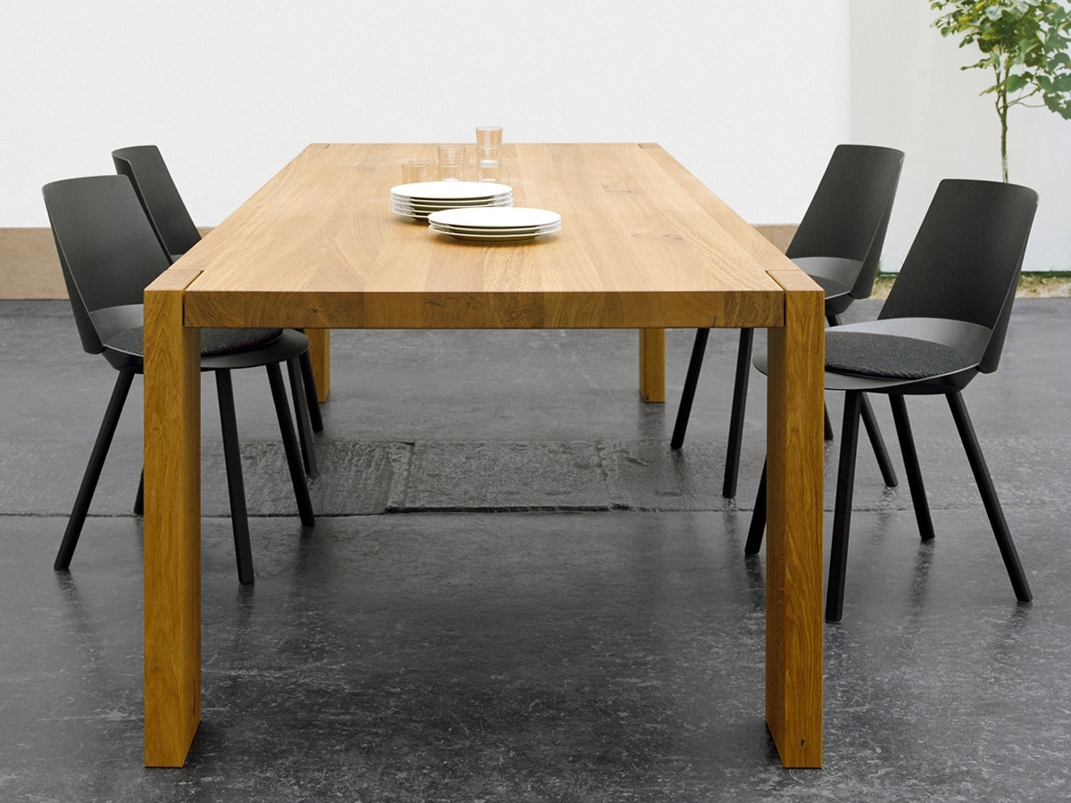 Well Known Buy The E15 Ta17 London Dining Table At Nest.co (View 24 of 25)