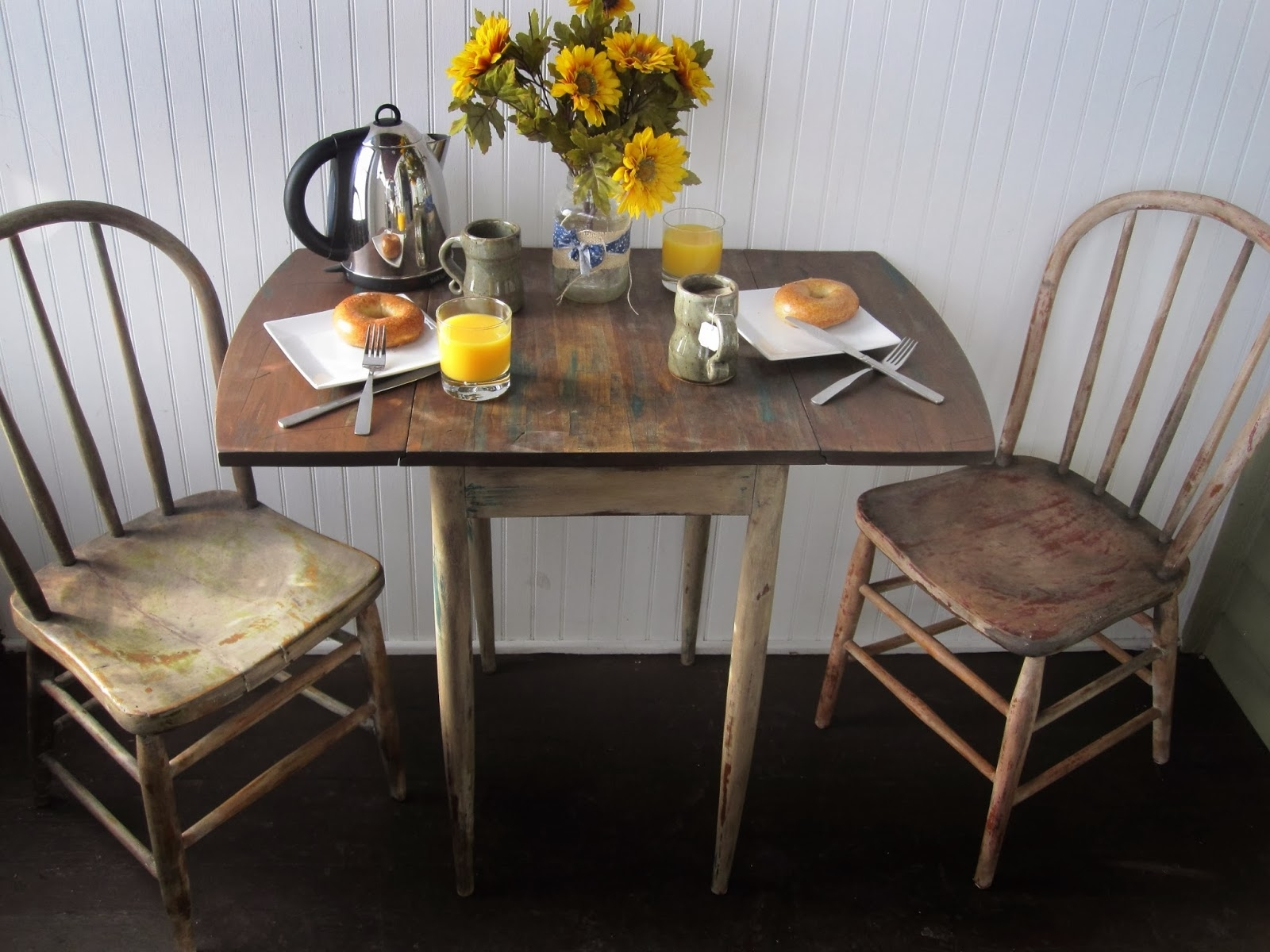Featured Photo of Small Two Person Dining Tables