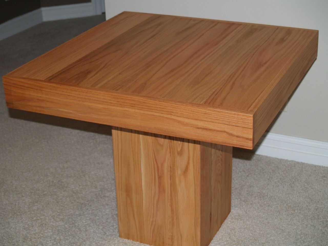 Well Known Cube Dining Tables Intended For Hand Made Cube Dining Tablecannon Custom Woodworking Llc (View 23 of 25)
