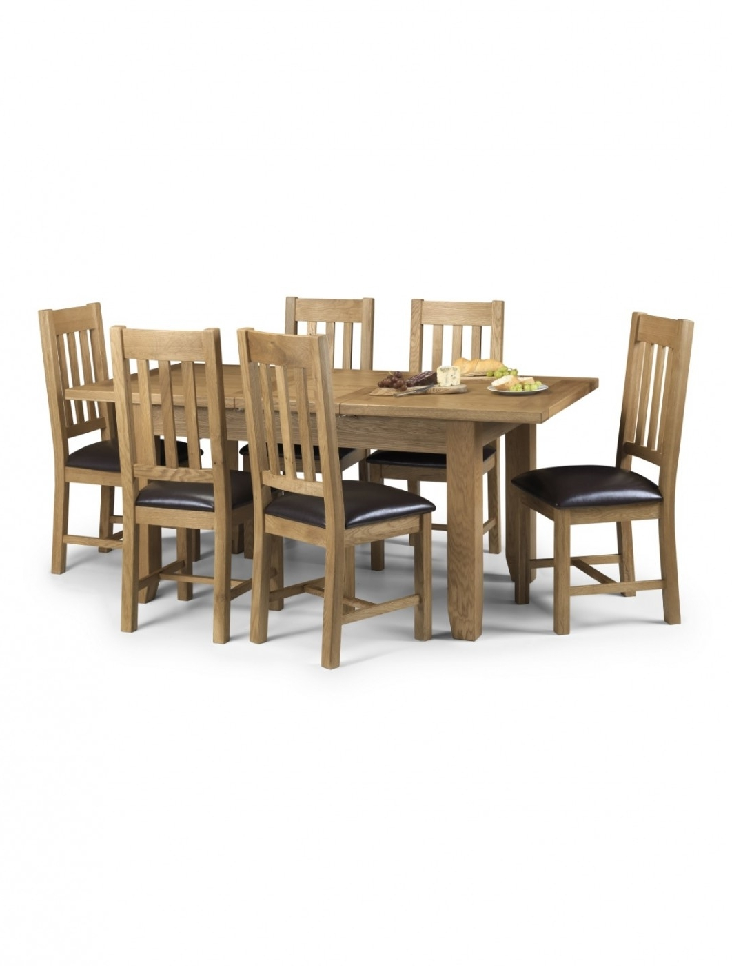 Well Known Dining Set – Astoria Dining Table And 6 Dining Chairs Ast (View 15 of 25)