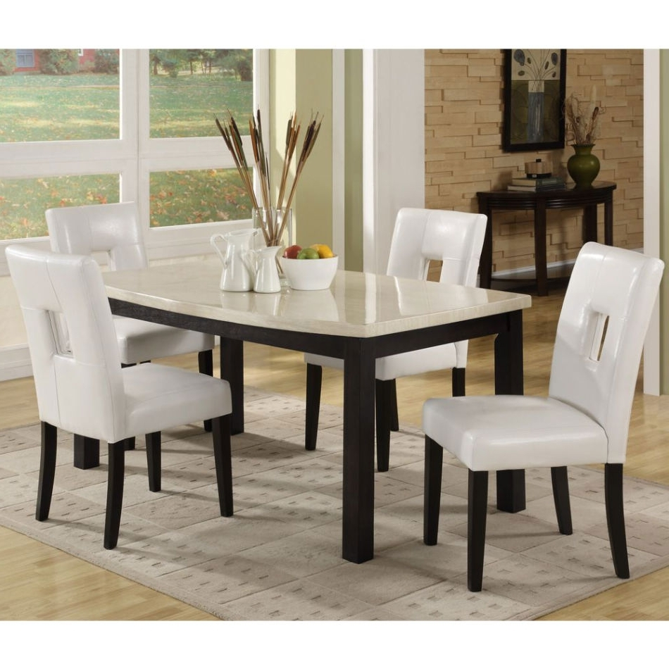 Well Known Dining Table And Chairs For Small Spaces Alasweaspire Glass Dining Pertaining To Compact Dining Tables And Chairs (View 14 of 25)