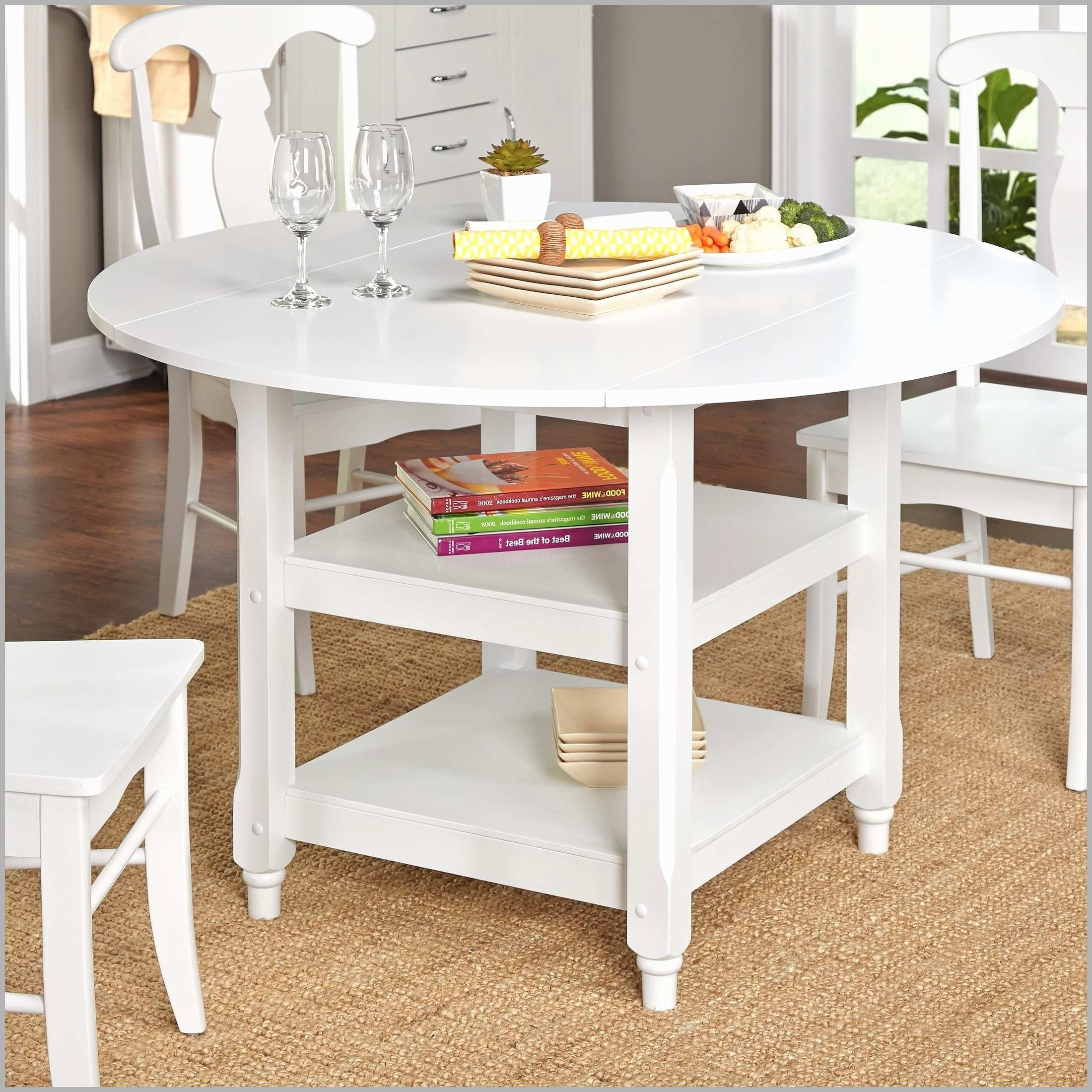 Well Known Extendable Dining Room Tables And Chairs Regarding Round Extending Dining Room Table And Chairs Lovely 36 Wide (View 15 of 25)