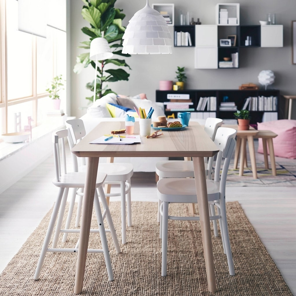 Well Known Greet The Morning With Some Modern Scandinavian Design With Danish Style Dining Tables (View 19 of 25)