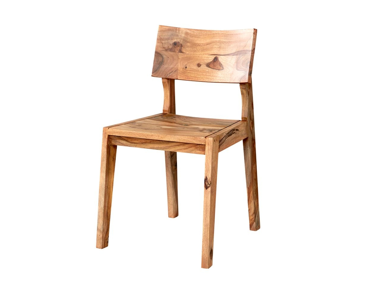 Well Known Indian Hub Jodhpur Sheesham Wooden Dining Chair From The Bed Station In Sheesham Wood Dining Chairs (View 18 of 25)