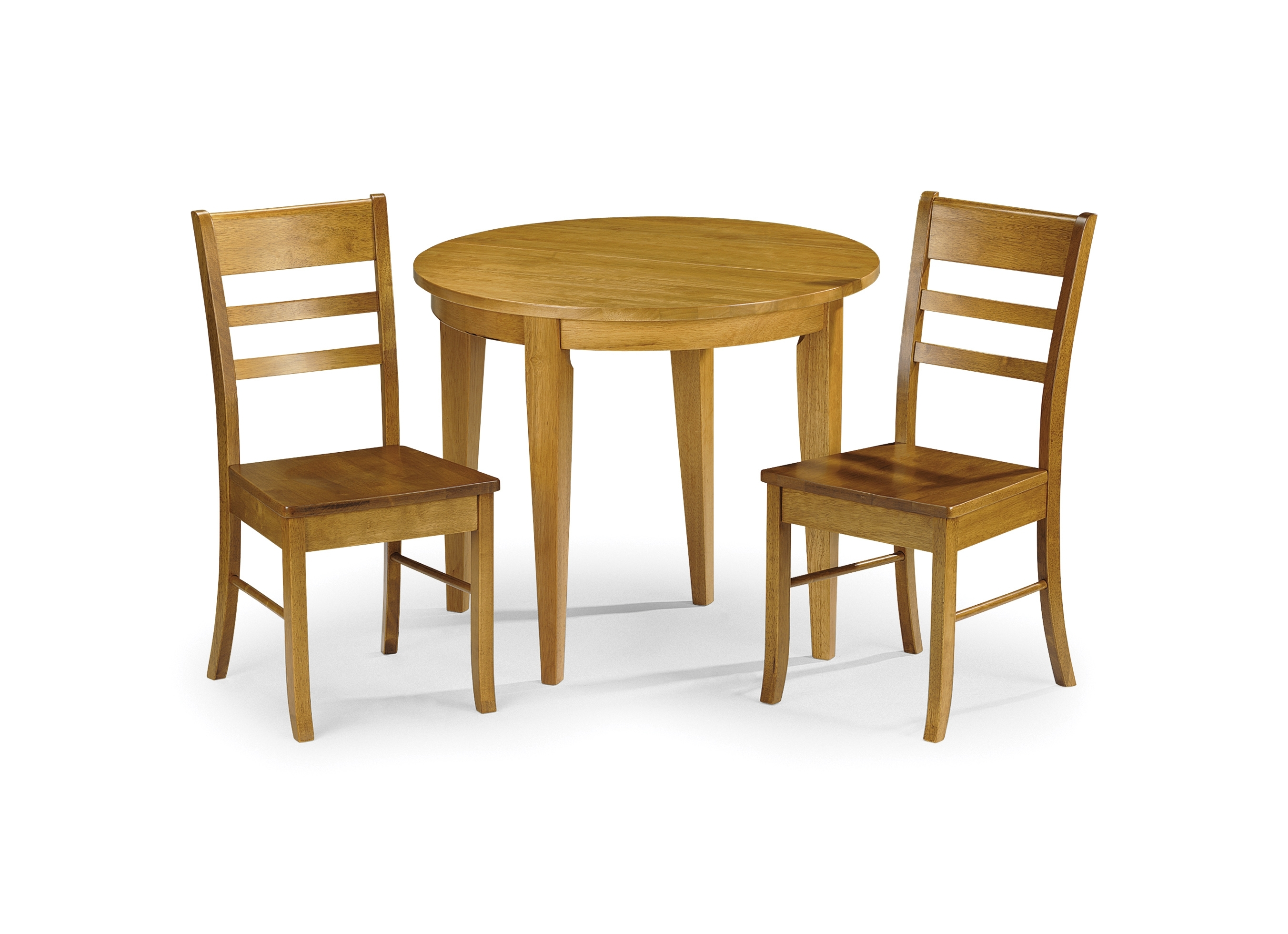 Well Known Julian Bowen Consort Half Moon Dining Table And Chairs In Pine With Half Moon Dining Table Sets (View 8 of 25)
