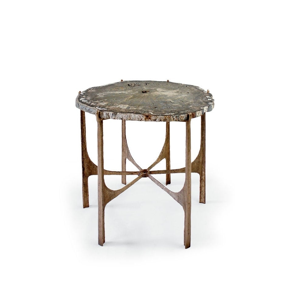 Well Known Lassen Side Table – Luxeform Inside Lassen Round Dining Tables (View 23 of 25)