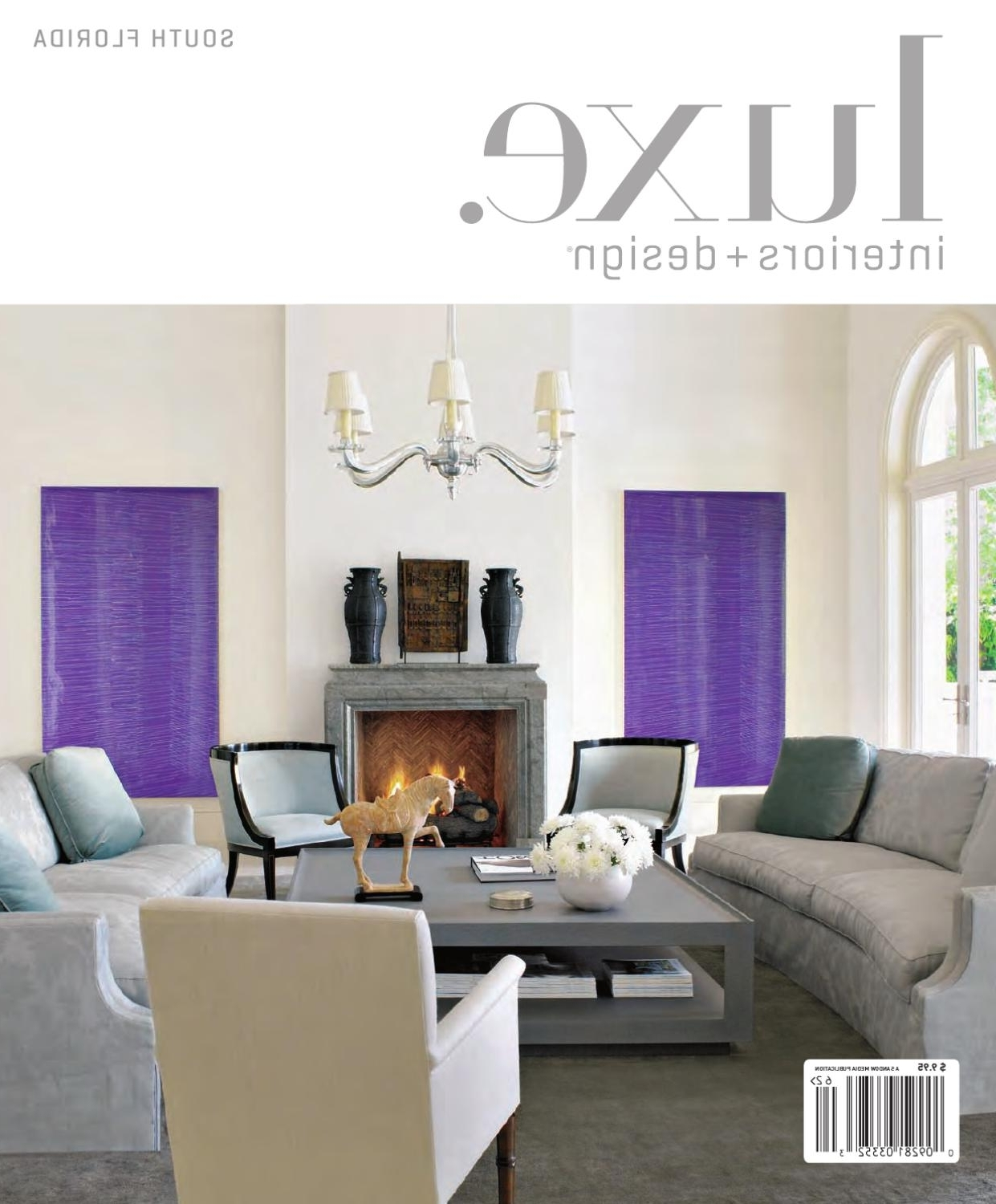 Well Known Luxe Interior + Design Floridasandow Media – Issuu Pertaining To Palazzo 7 Piece Rectangle Dining Sets With Joss Side Chairs (View 23 of 25)