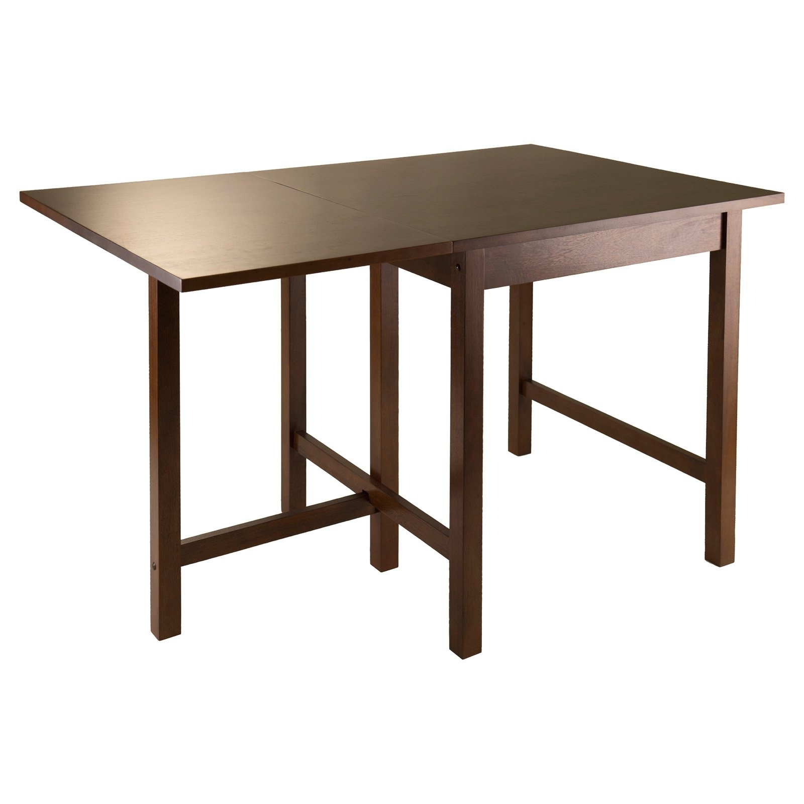 Well Known Lynden Drop Leaf Dining Table, Antique Walnut – Walmart Pertaining To Cheap Drop Leaf Dining Tables (View 23 of 25)