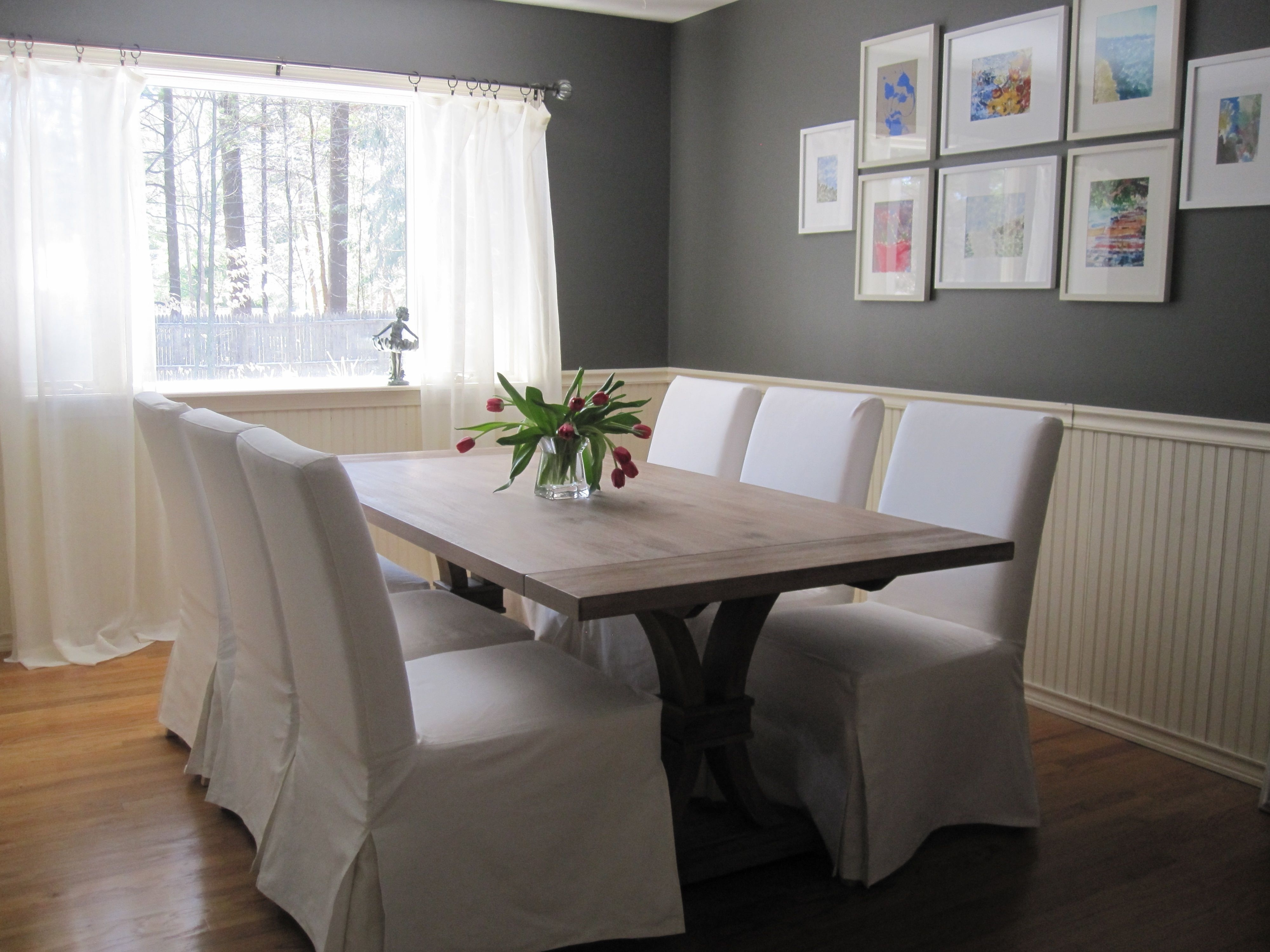 Well Known My New Dining Room. Archer Dining Table From Z Gallerie (View 23 of 25)