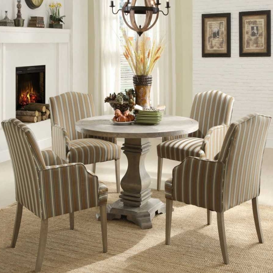 Well Known Pedestal Dining Tables And Chairs Intended For Round Pedestal Dining Room Sets Best Of Cute Elegant Dining Room (View 24 of 25)