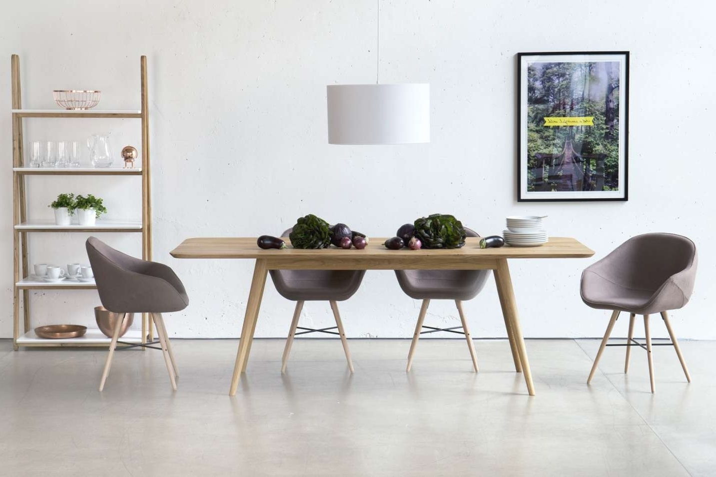 Well Known Scandinavian Dining Room Furniture – Domainmichael With Scandinavian Dining Tables And Chairs (View 7 of 25)