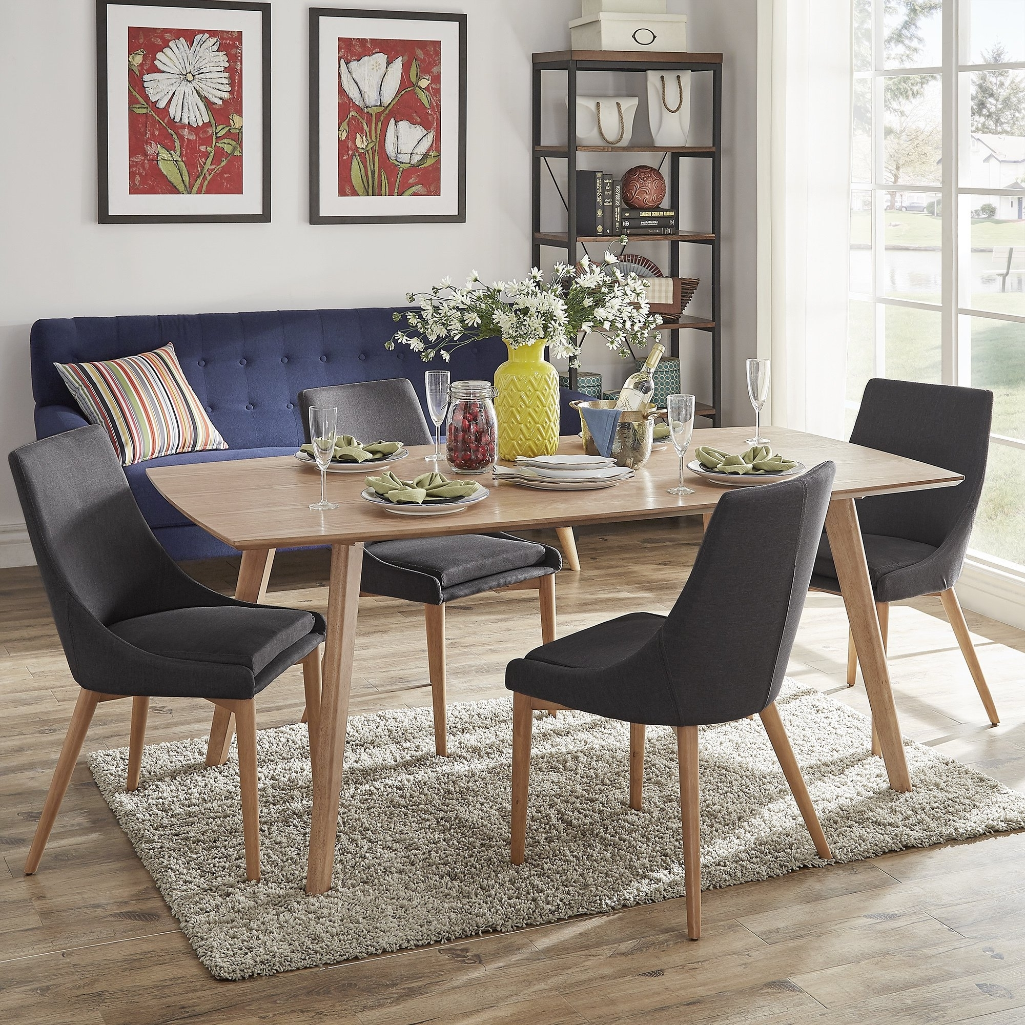 Well Known Shop Abelone Scandinavian Dining Tableinspire Q Modern – On Sale With Regard To Danish Style Dining Tables (View 6 of 25)