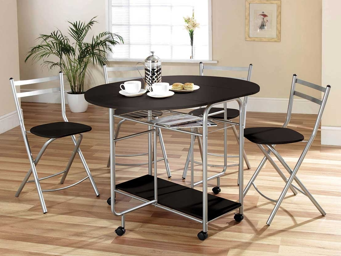 Well Known Stowaway Dining Tables And Chairs Inside Stowaway Dining Set – Gablemere (View 21 of 25)
