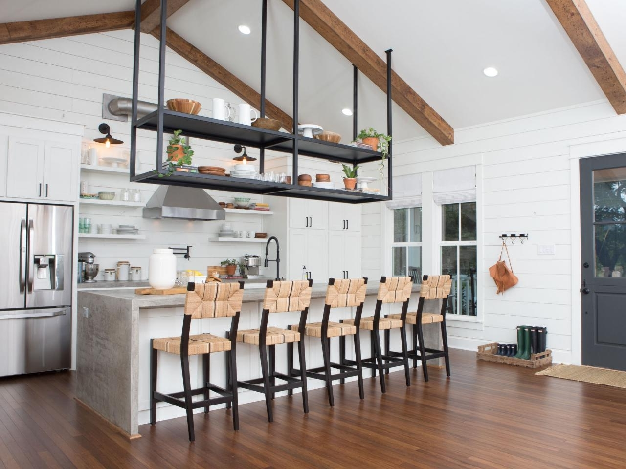 Well Known The Definitive Ranking Of Joanna Gaines' Best 'fixer Upper' Homes For Magnolia Home Prairie Dining Tables (View 24 of 25)