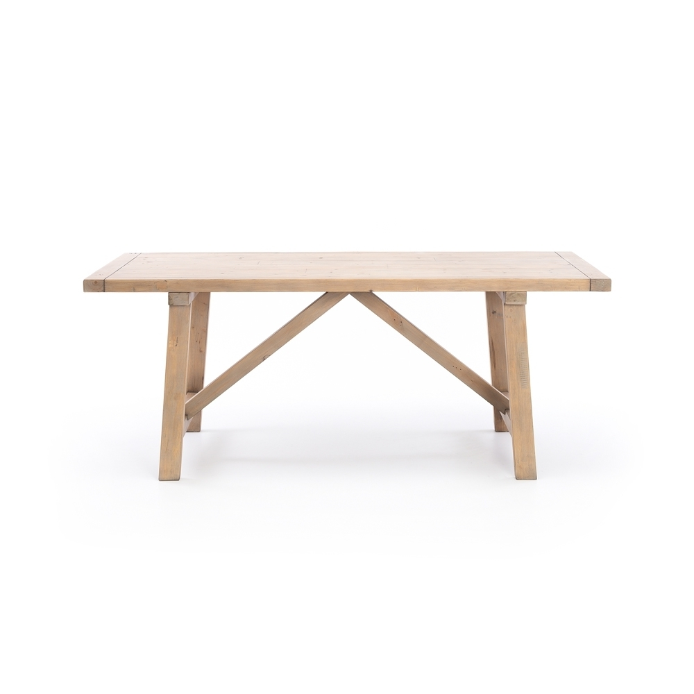 Well Known Toscana Medium Dining Table Furnituredesign (View 14 of 25)