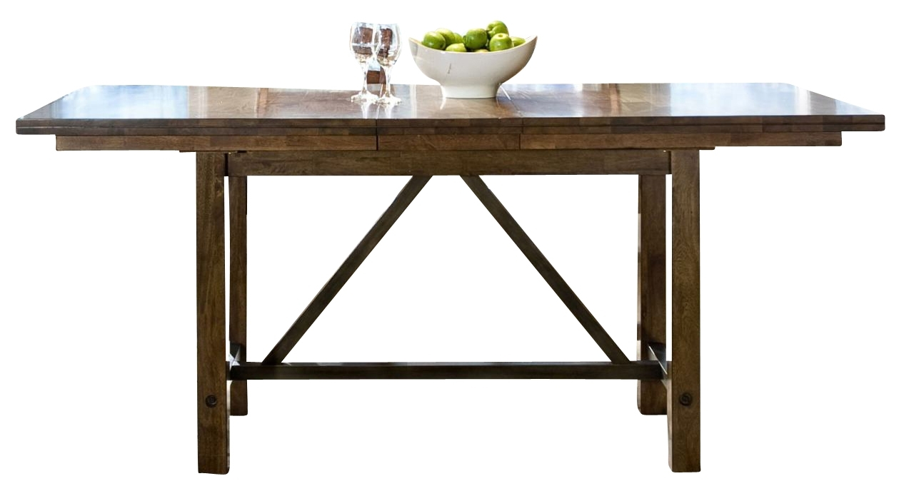 Well Known Trestle Dining Table In Dining Rooms Outlet With Valencia 72 Inch Extension Trestle Dining Tables (View 23 of 25)
