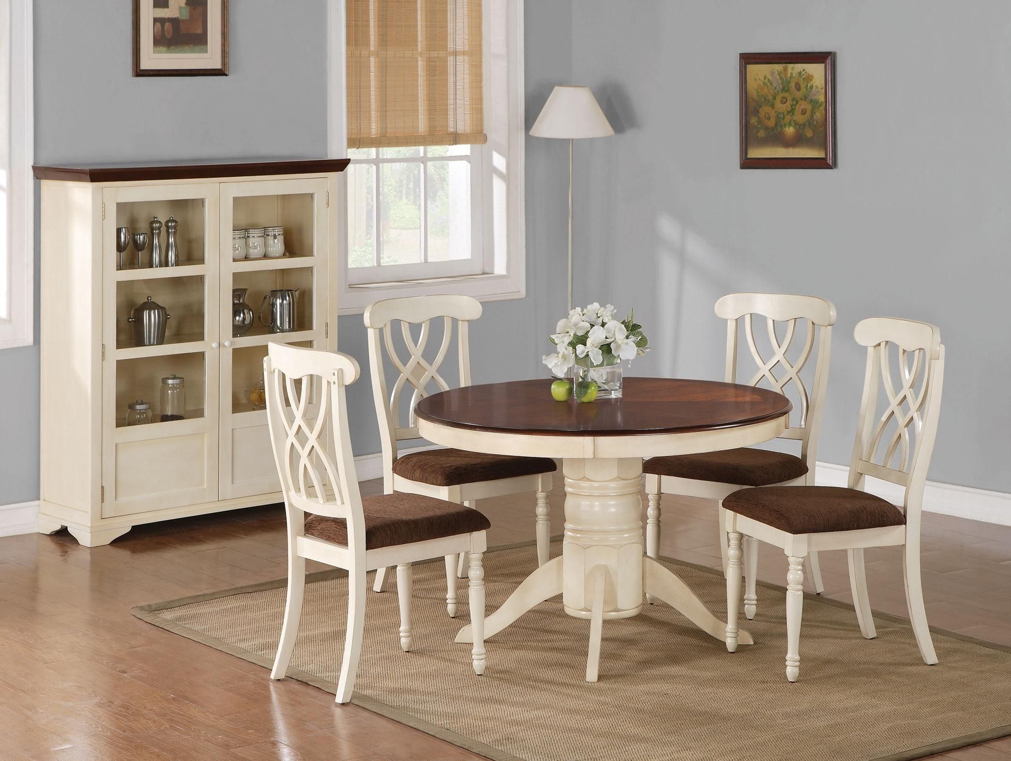 Well Known White Dining Suites Inside White Dining Room Tables Ideas – Awesome House : Best Kitchen And (View 21 of 25)
