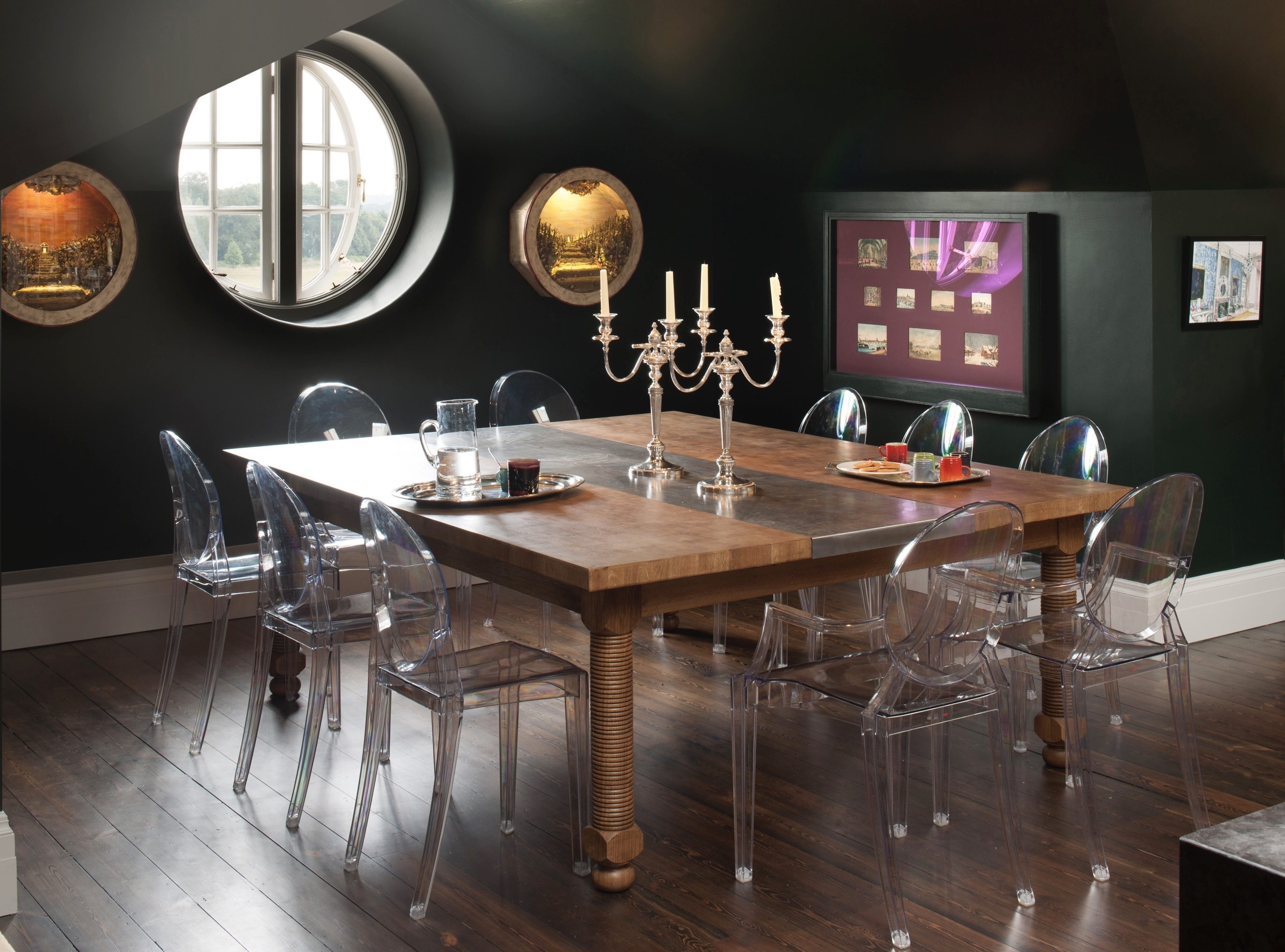 Well Liked 10 Seater Dining Tables And Chairs In Collider 10 Seater Dining Table (View 16 of 25)
