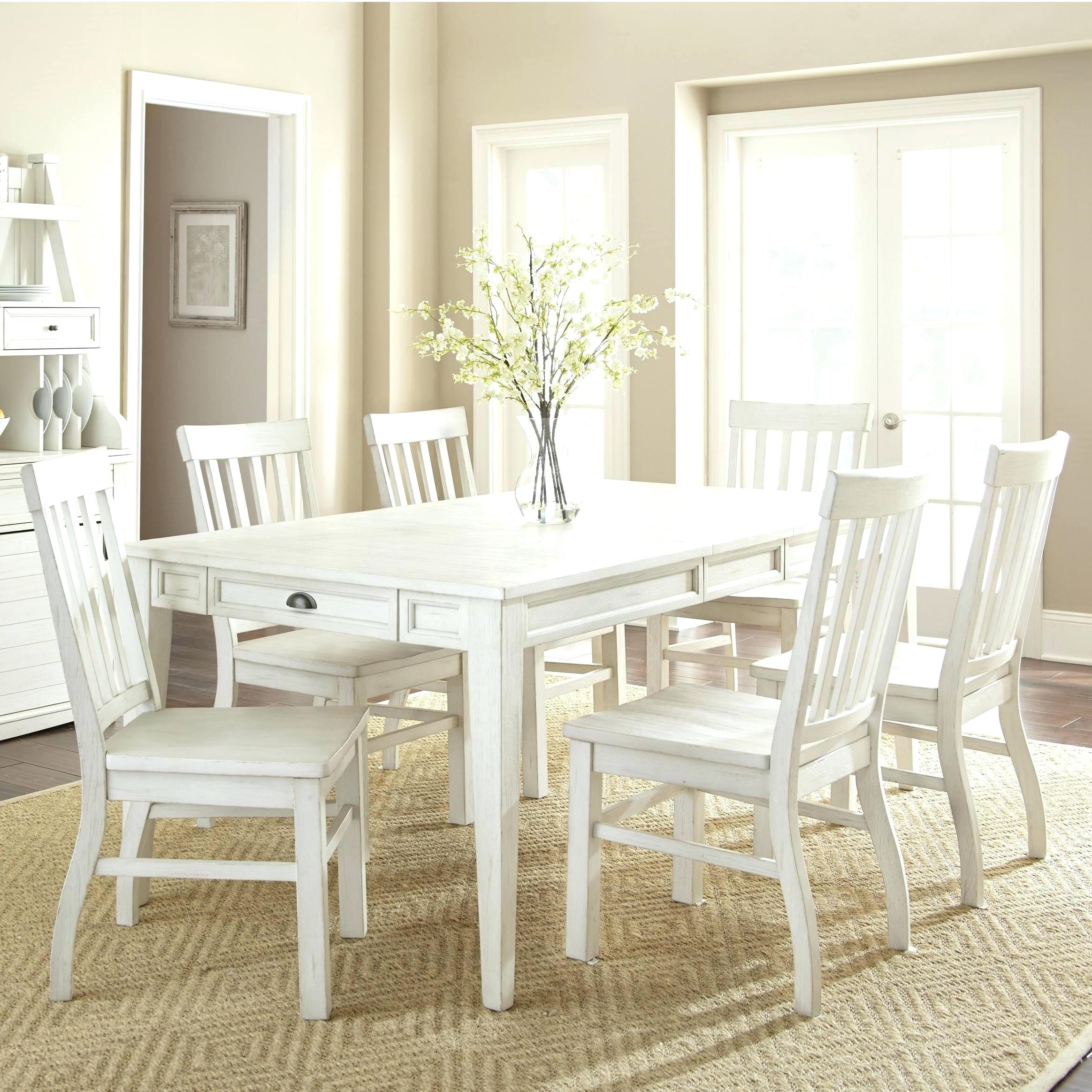 Well Liked 7 Piece Dining Set Under 400 – Positiveimpact (View 24 of 25)