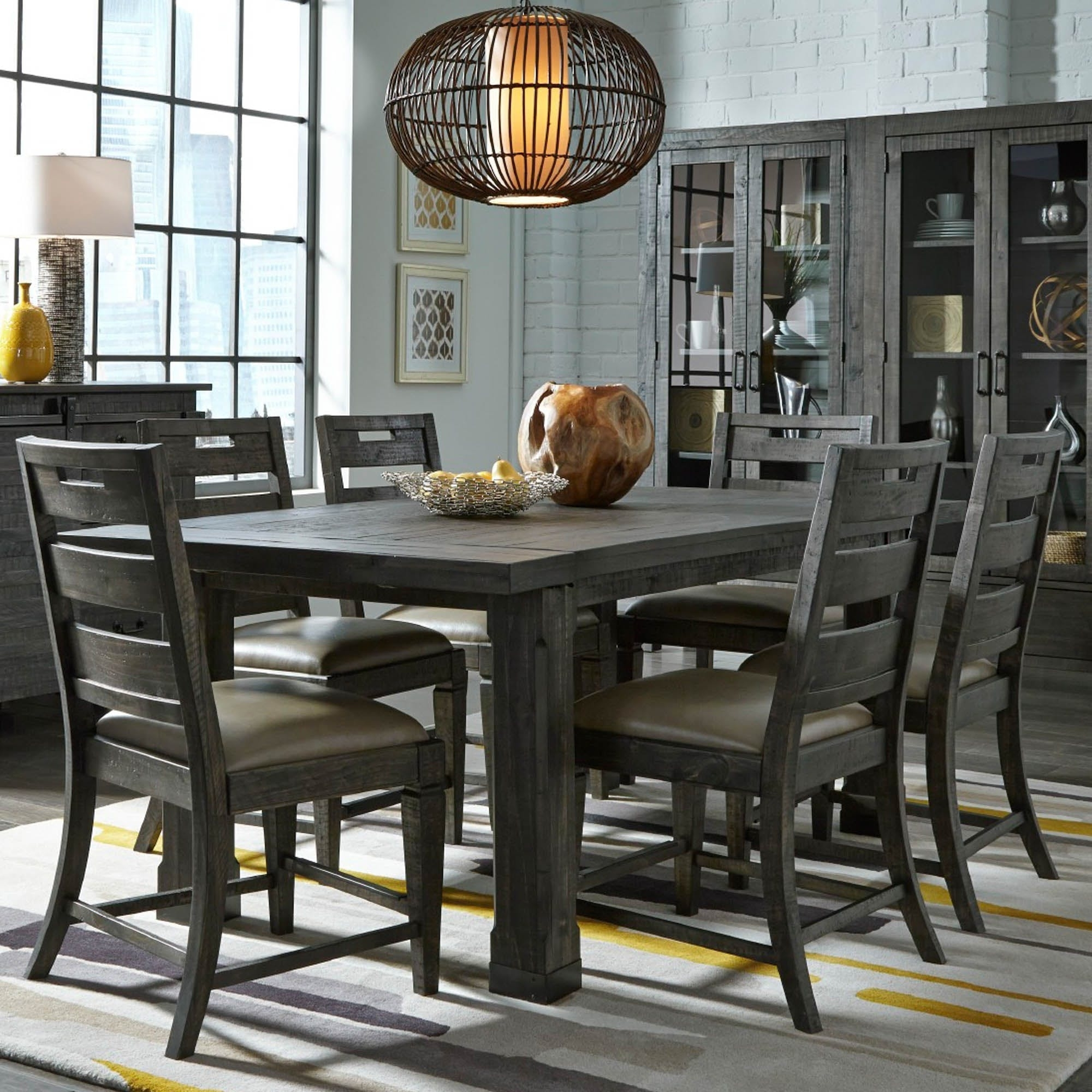 Well Liked 7 Piece Dining Table Set With Leaf – Dining Tables Ideas In Partridge 7 Piece Dining Sets (View 25 of 25)