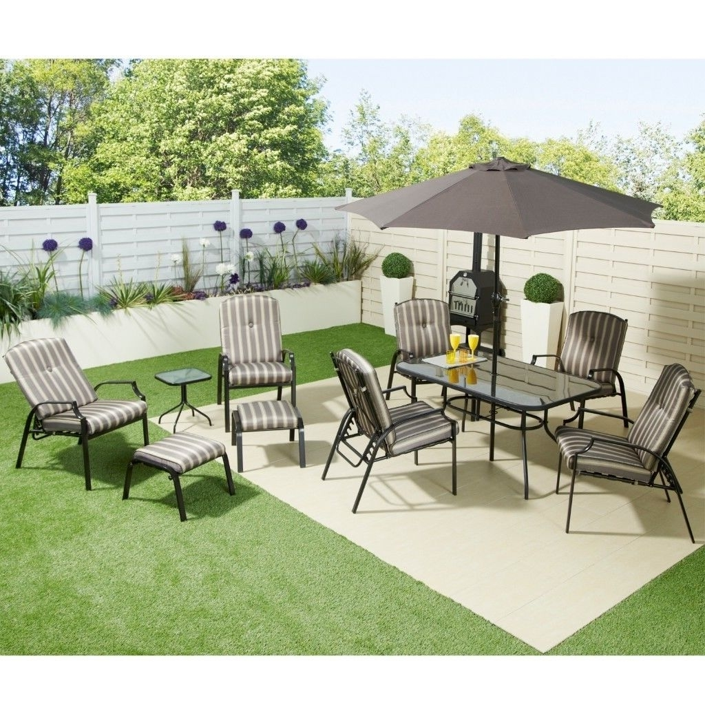 Well Liked Bali 11 Piece Garden Dining Set, Brand New In Box! Rrp £499, Table With Regard To Bali Dining Sets (View 24 of 25)