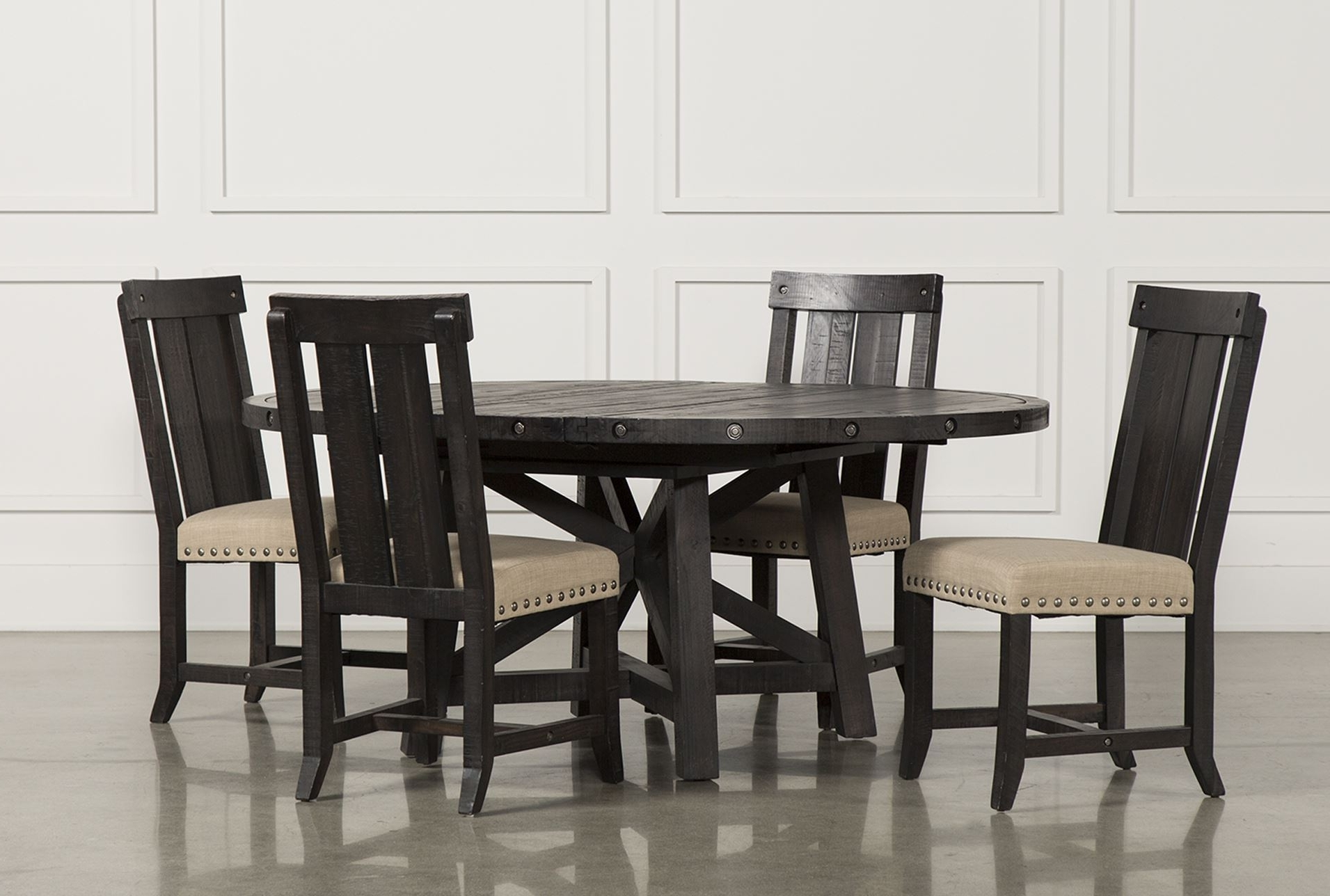 Well Liked Chapleau Ii 7 Piece Extension Dining Table Sets Regarding Dining Tables (View 24 of 25)