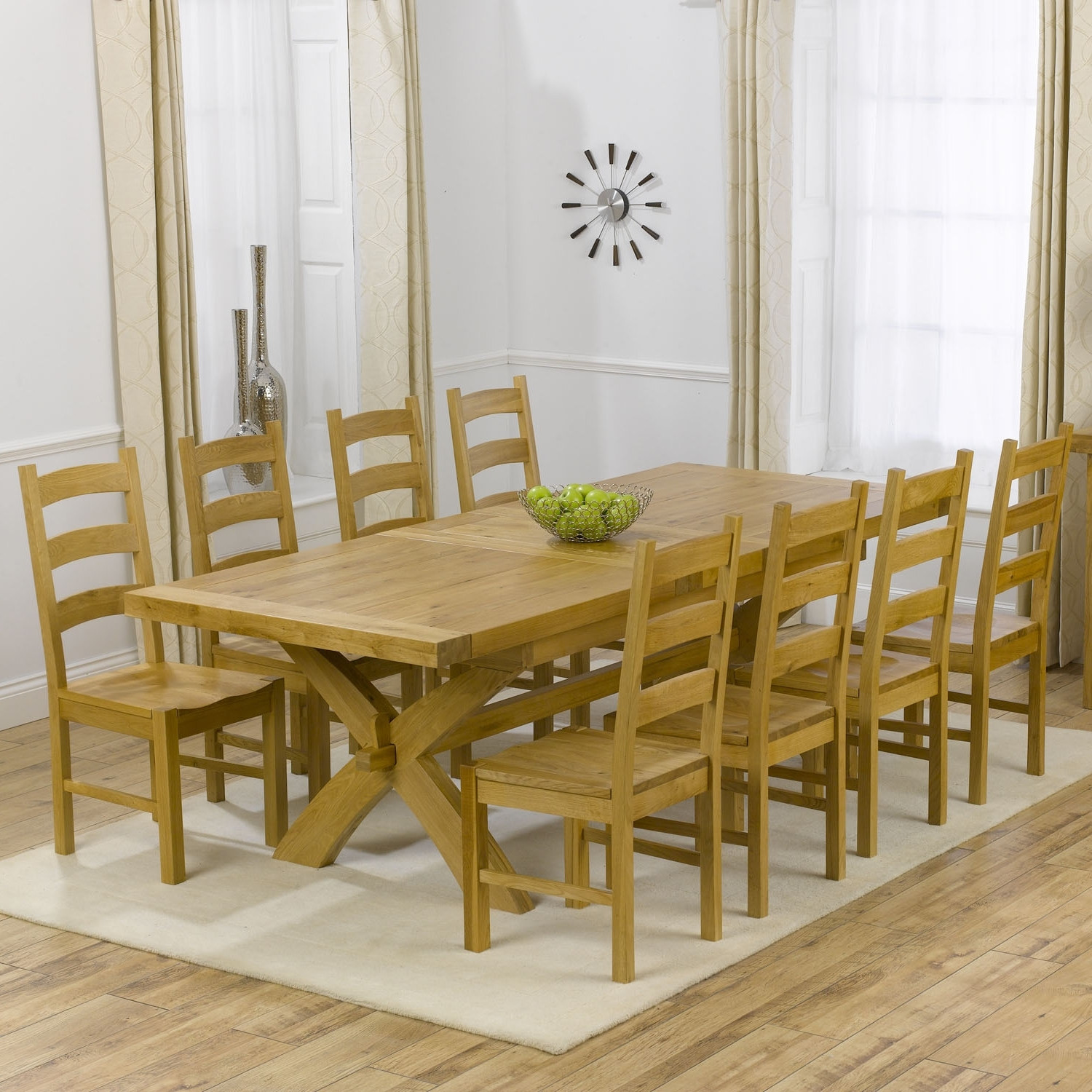 Well Liked Eight Seater Dining Tables And Chairs Inside Dining Tables (View 16 of 25)