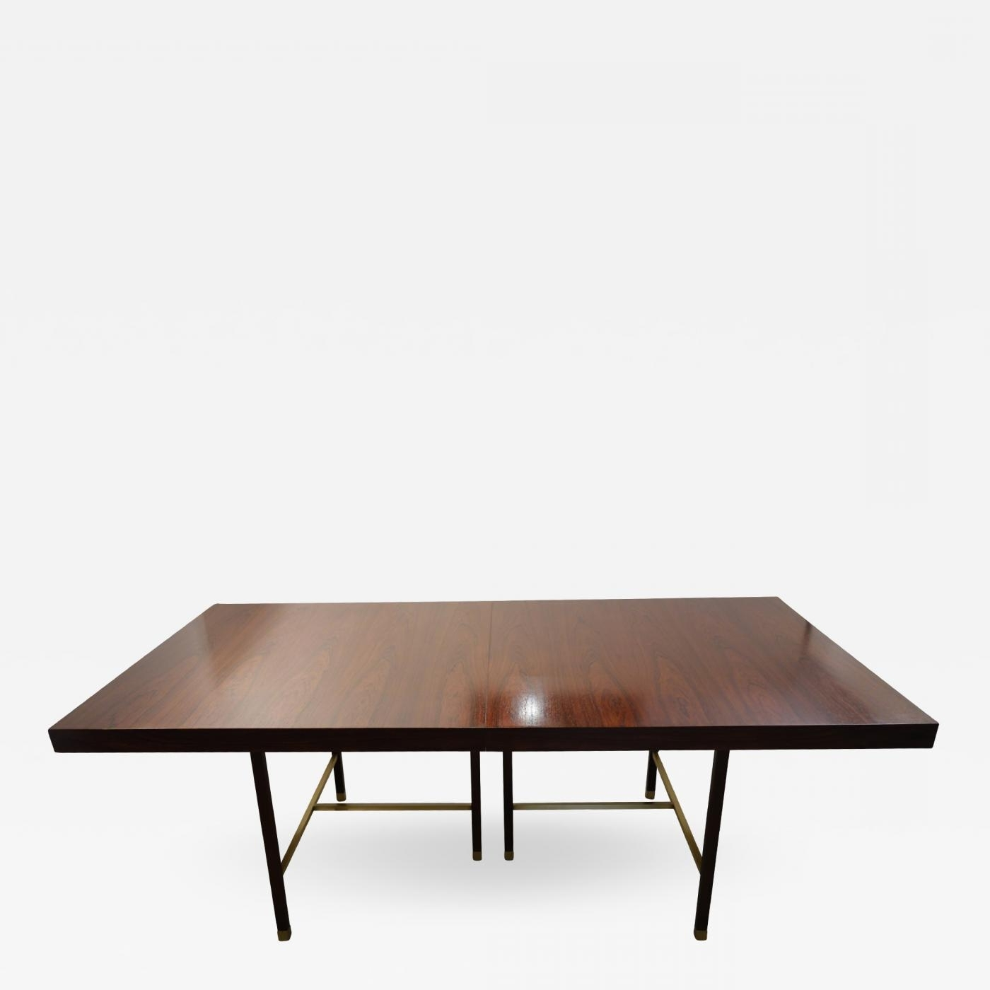 Well Liked Harvey Dining Tables Pertaining To Harvey Probber Dining Table (View 9 of 25)