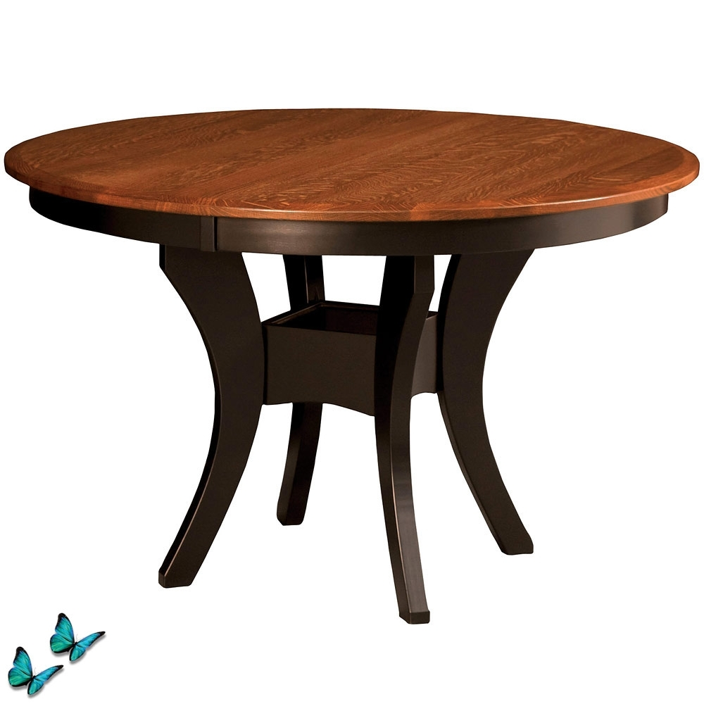 Well Liked Imperial Dining Tables For Imperial Amish Dining Table – Amish Furniture (View 23 of 25)
