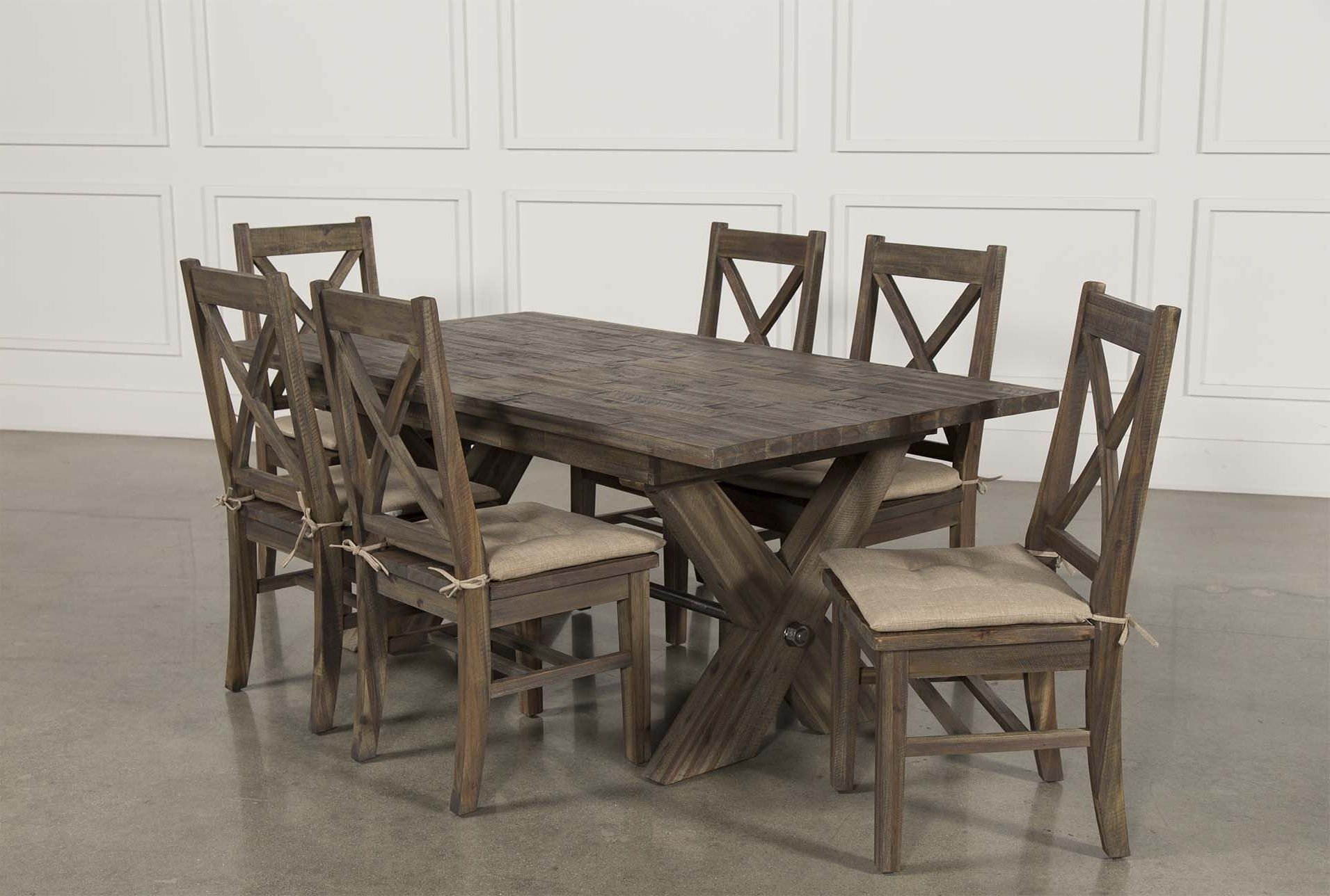 Well Liked Mallard 7 Piece Extension Dining Set (View 23 of 25)