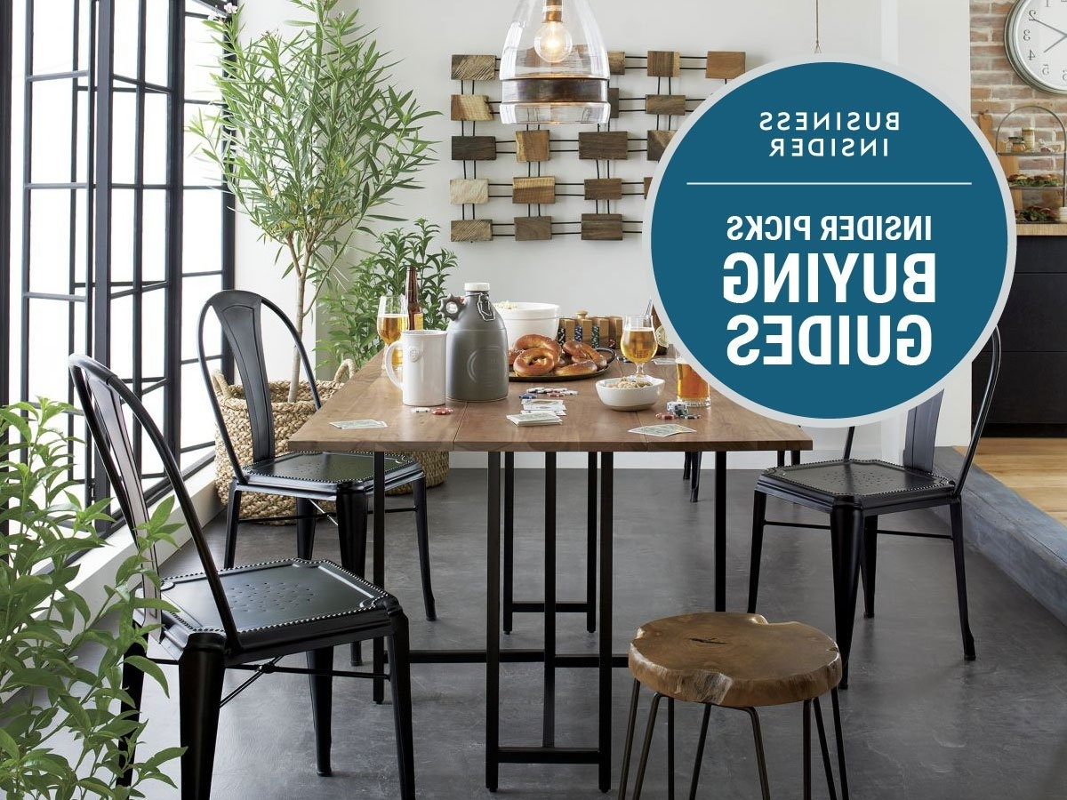 Well Liked Market 6 Piece Dining Sets With Host And Side Chairs For The Best Dining Table You Can Buy – Business Insider (View 24 of 25)