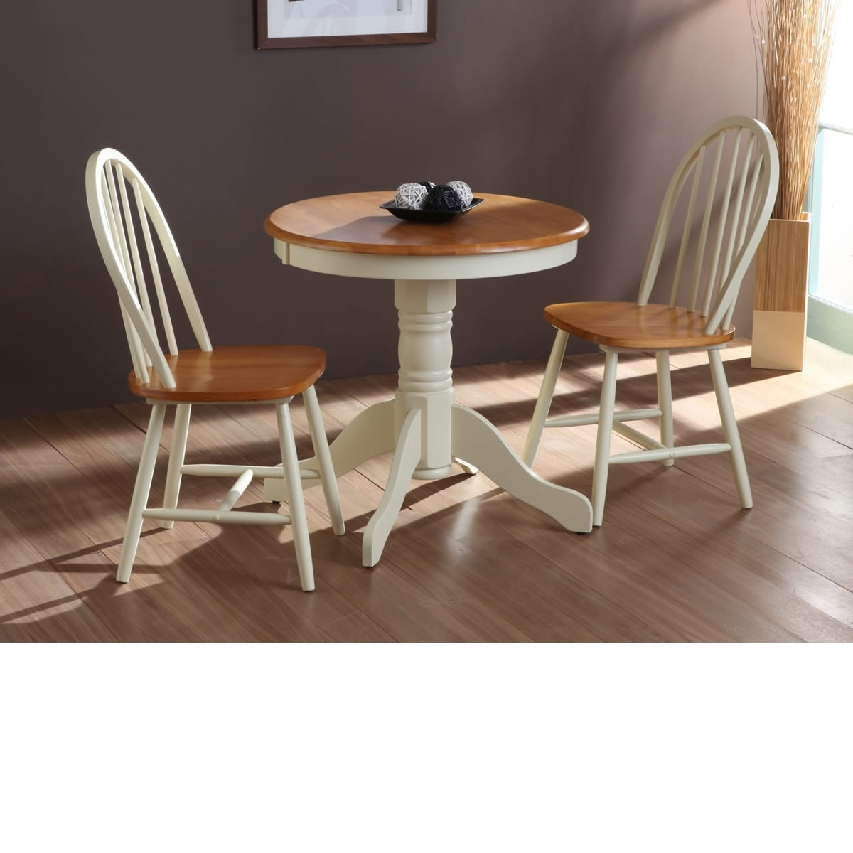 Well Liked Naro R Round 2 Seater Dining Table With Small Dining Table Regarding Two Person Dining Tables (View 25 of 25)