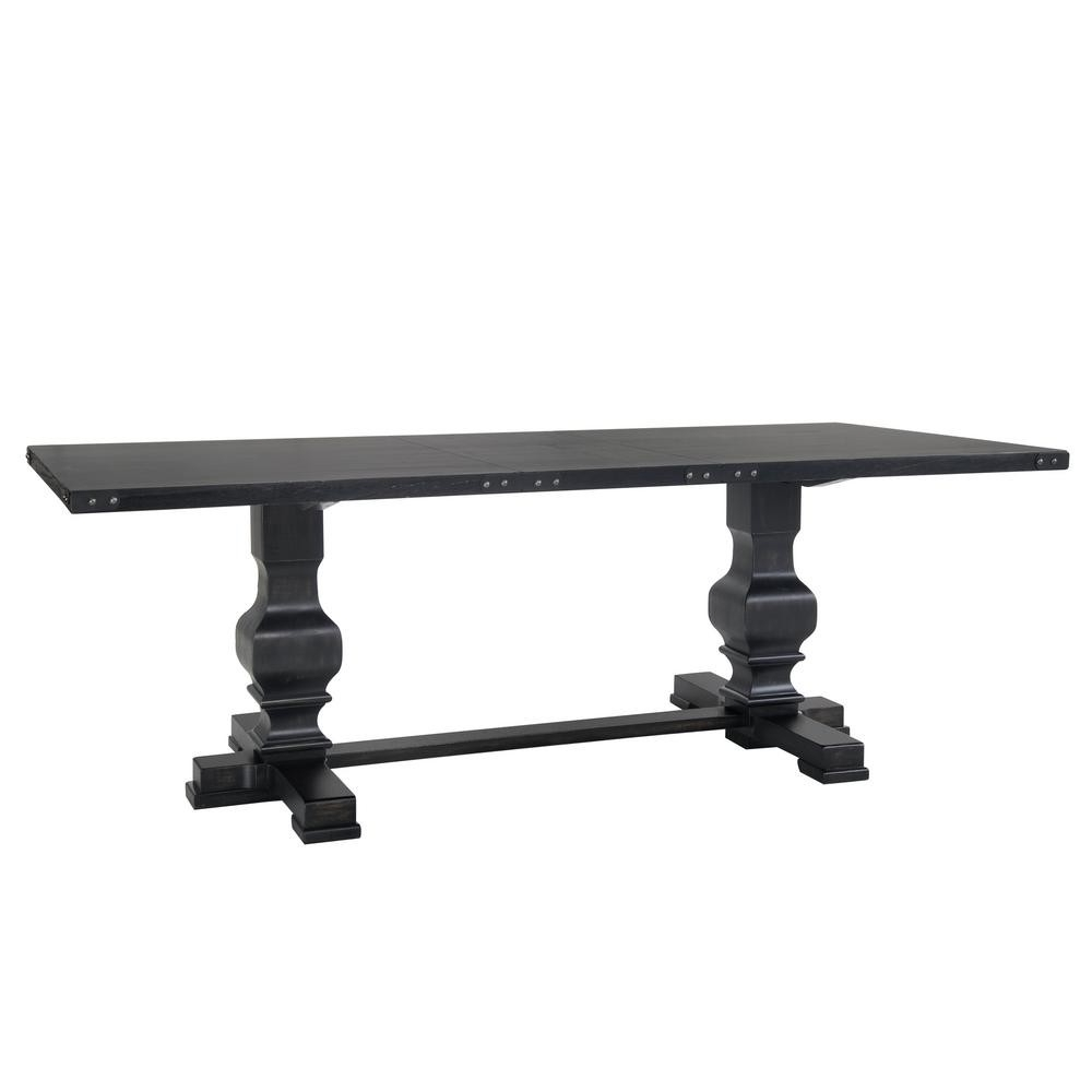 Well Liked Pedestal Dining Tables – Soulpower Intended For Caira Extension Pedestal Dining Tables (View 25 of 25)