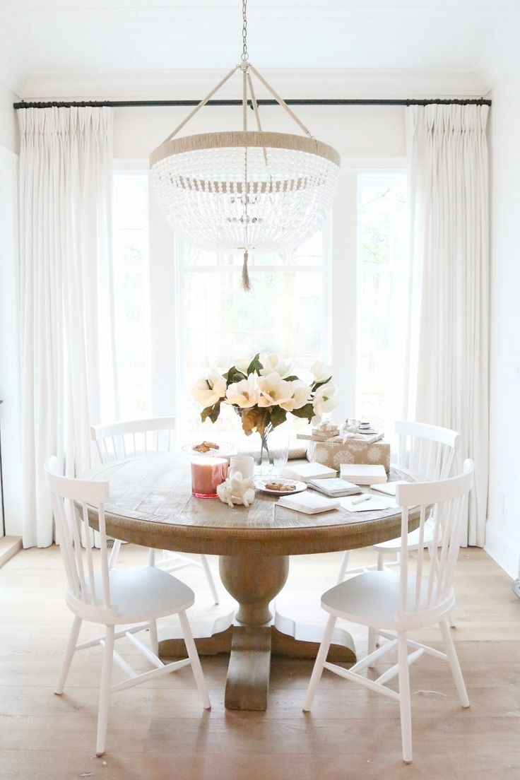 Well Liked Perth White Dining Chairs With Elegant White Wood Dining Chairs 26 In Formal Dining Room Ideas With (View 24 of 25)