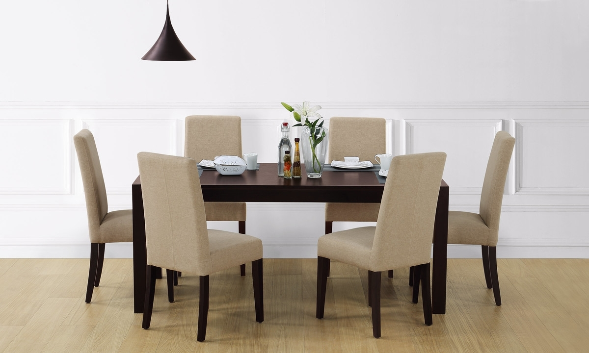 Well Liked Round Dining Room Tables Seats 6 Dining Room Decor Ideas With Regard To 6 Seat Round Dining Tables (View 24 of 25)