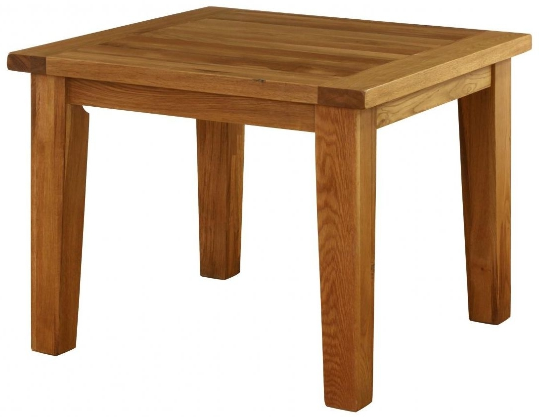 Well Liked Square Oak Dining Tables With Buy Vancouver Premium Solid Oak Square Fixed Top Dining Table (View 12 of 25)