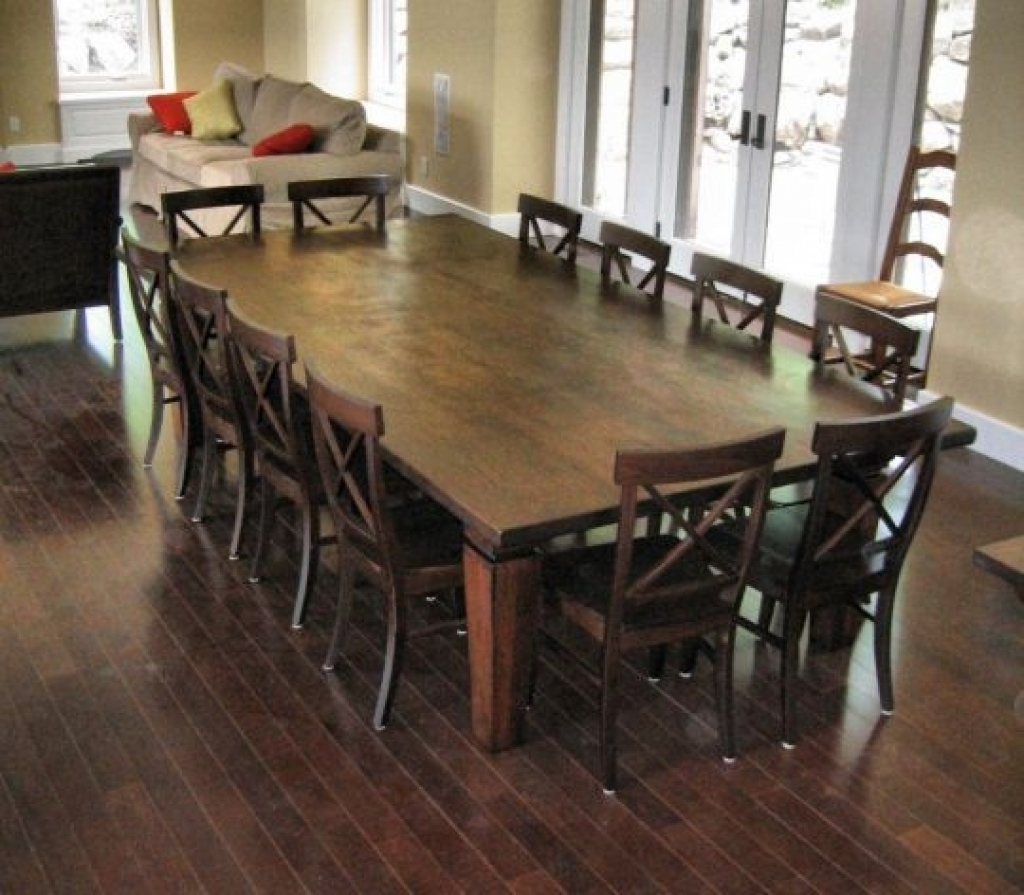 Well Liked Unthinkable 10 Seater Dining Table – Just Another Cool Site Within 10 Seat Dining Tables And Chairs (View 22 of 25)