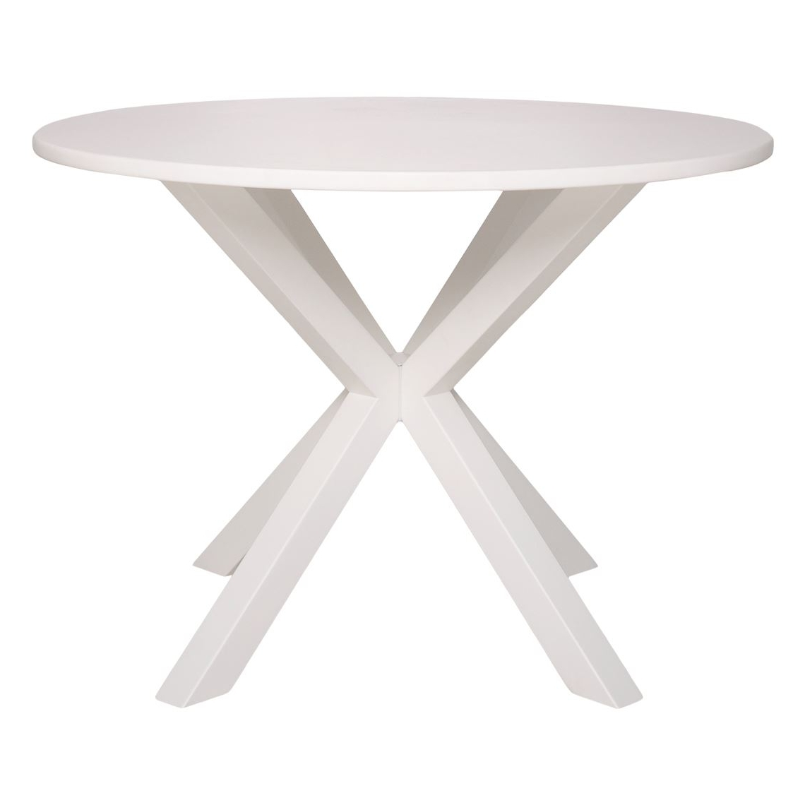 White Circle Dining Tables Within Well Known Harbour Dining Table (View 10 of 25)