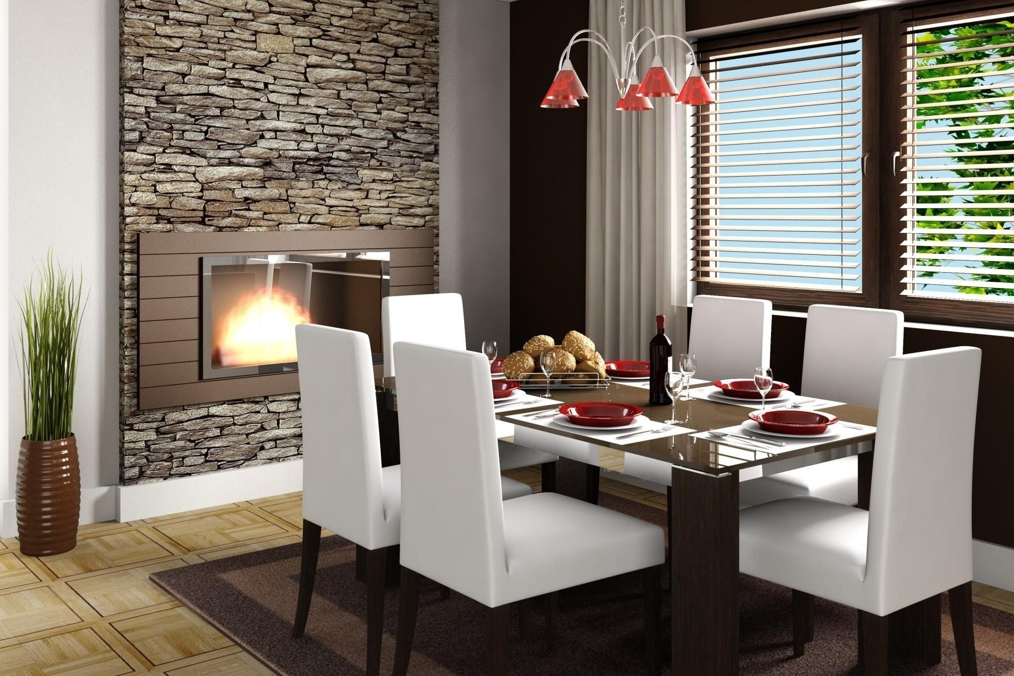 White Leather Dining Room Chairs Pertaining To Trendy Most Comfortable Dining Chairs For Your Longer Dining Session (View 14 of 25)