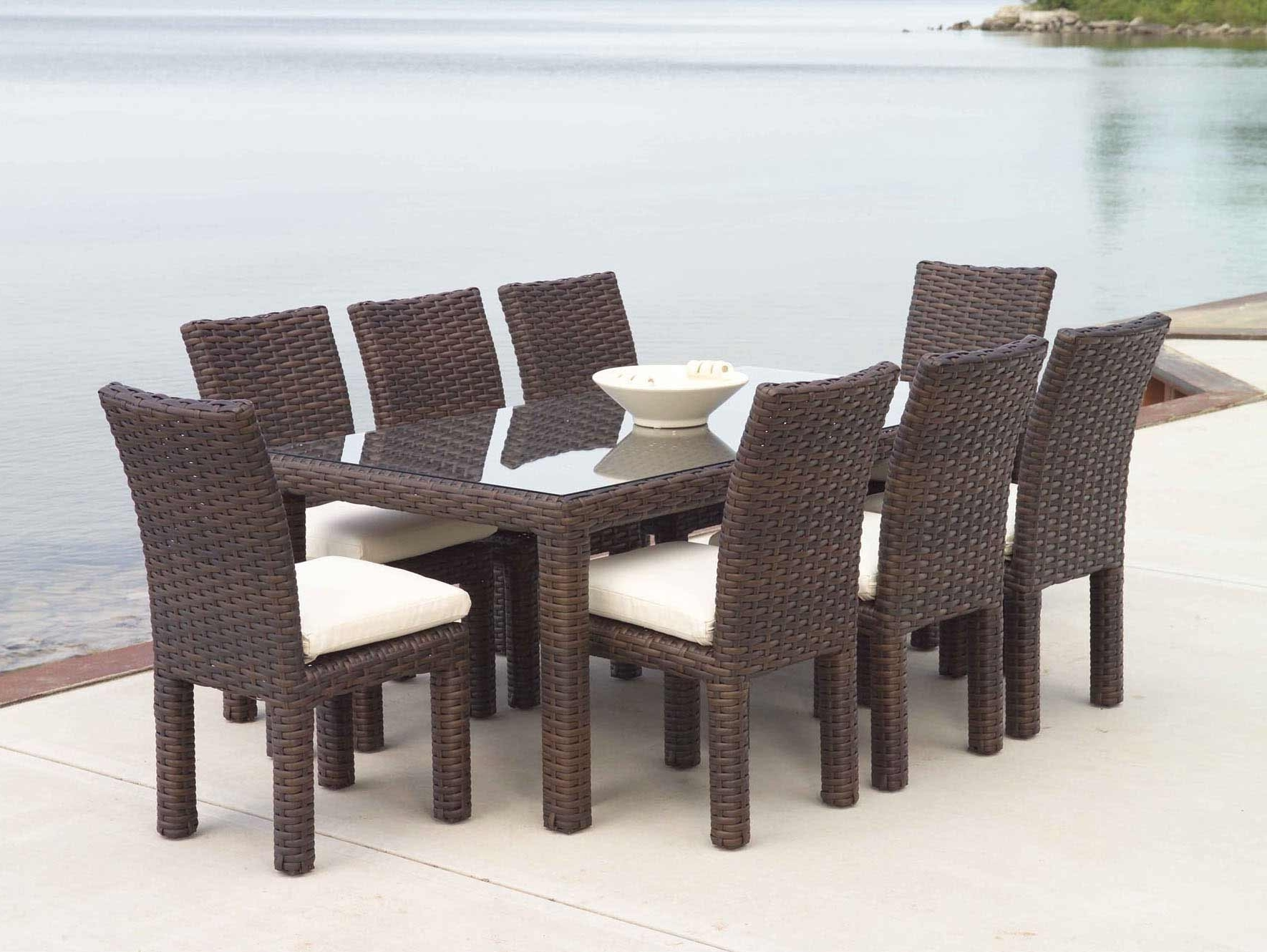 Wicker Patio Furniture (View 9 of 25)