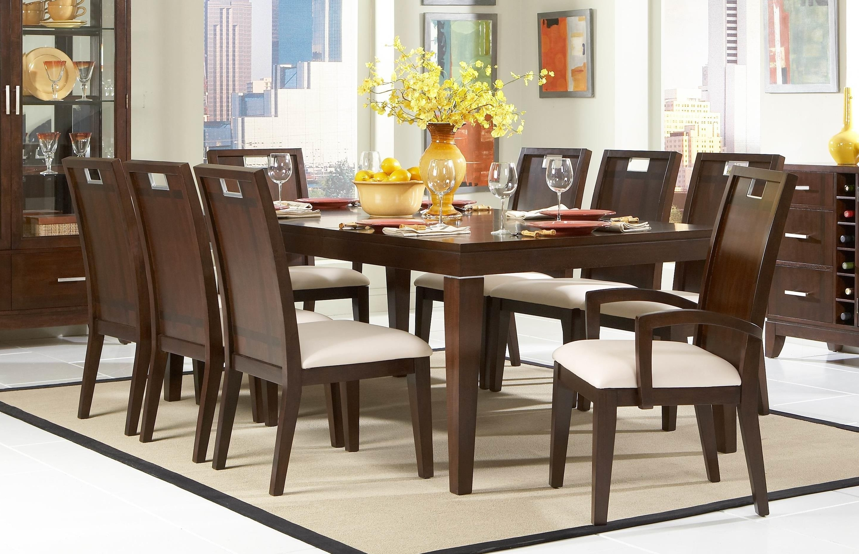 Widely Used 12 Foot Long Dining Table Inspirational Dazzling Solid Wood Dining With Regard To Long Dining Tables (View 9 of 25)